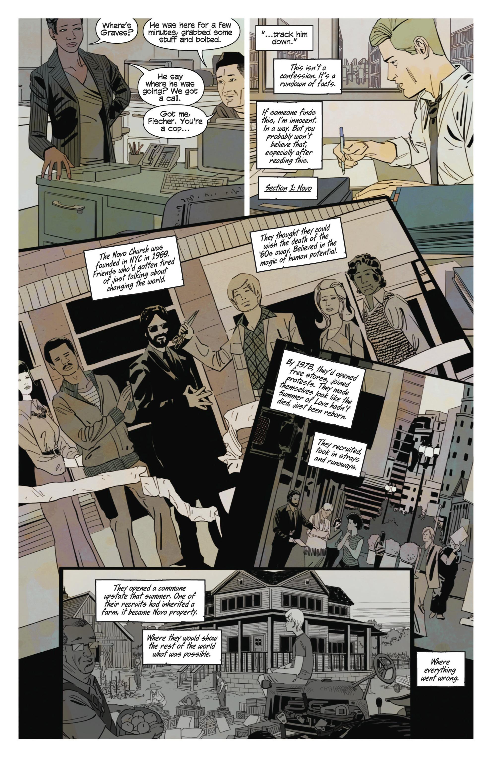 Read online Demonic comic -  Issue #3 - 10