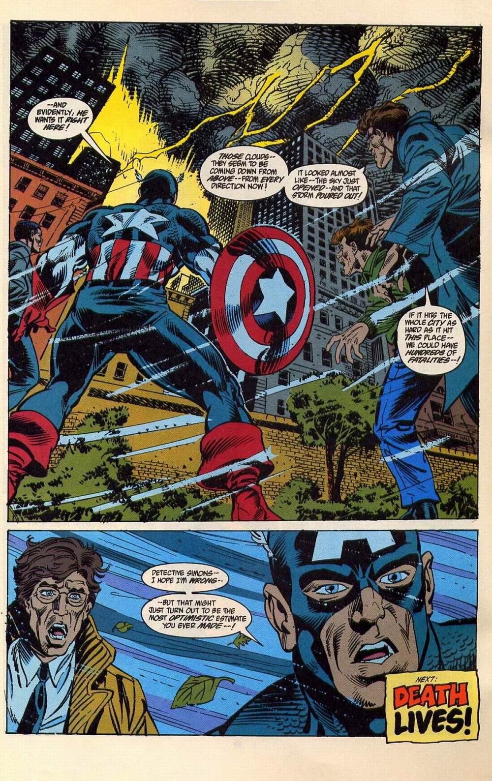 Read online Secret Defenders comic -  Issue #6 - 23