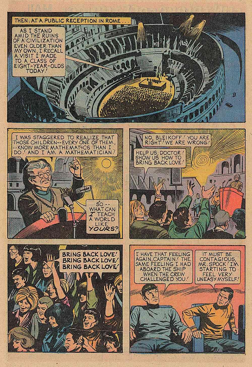 Star Trek (1967) Issue #39 #39 - English 12