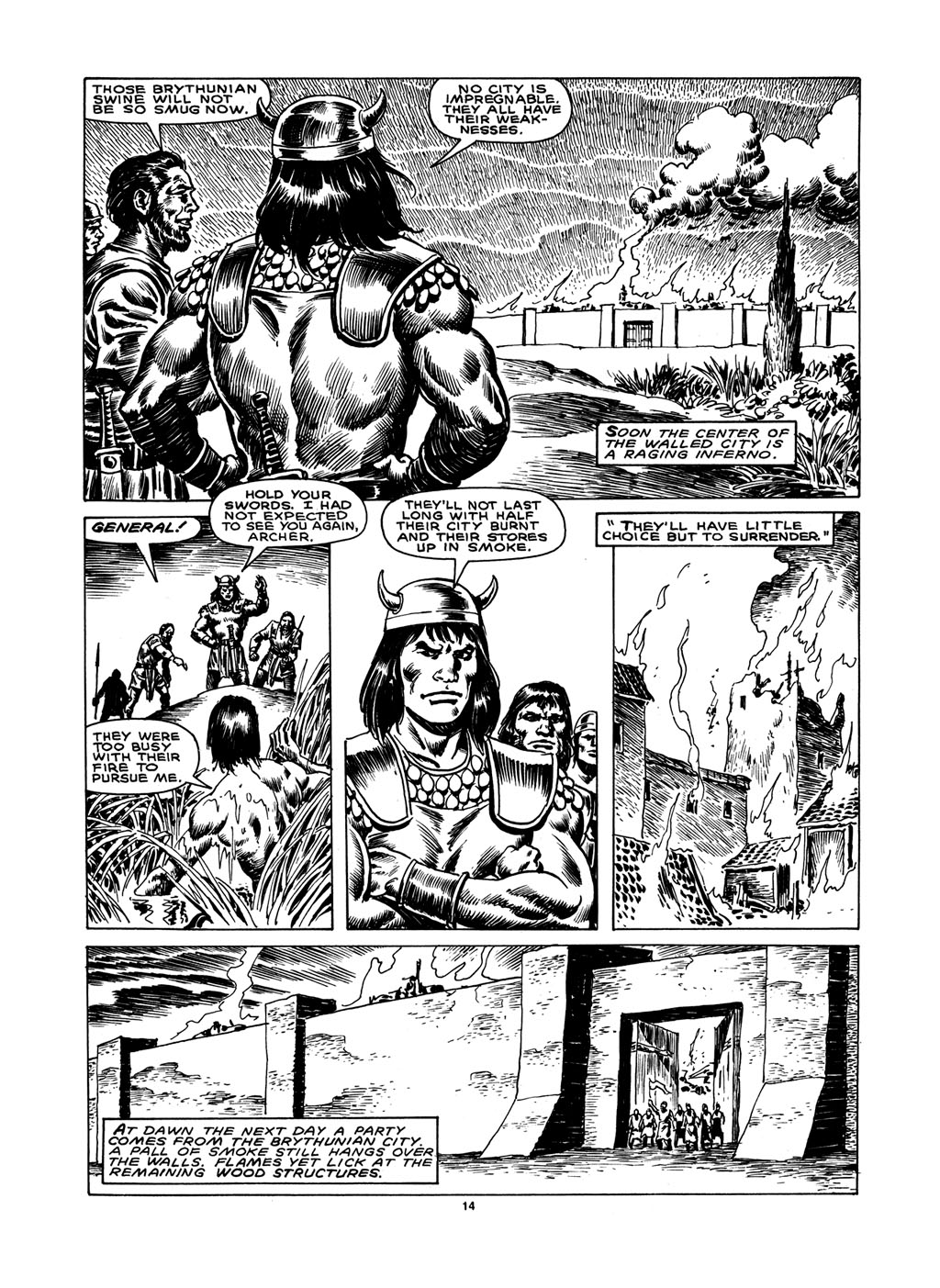 The Savage Sword Of Conan Issue #148 #149 - English 14