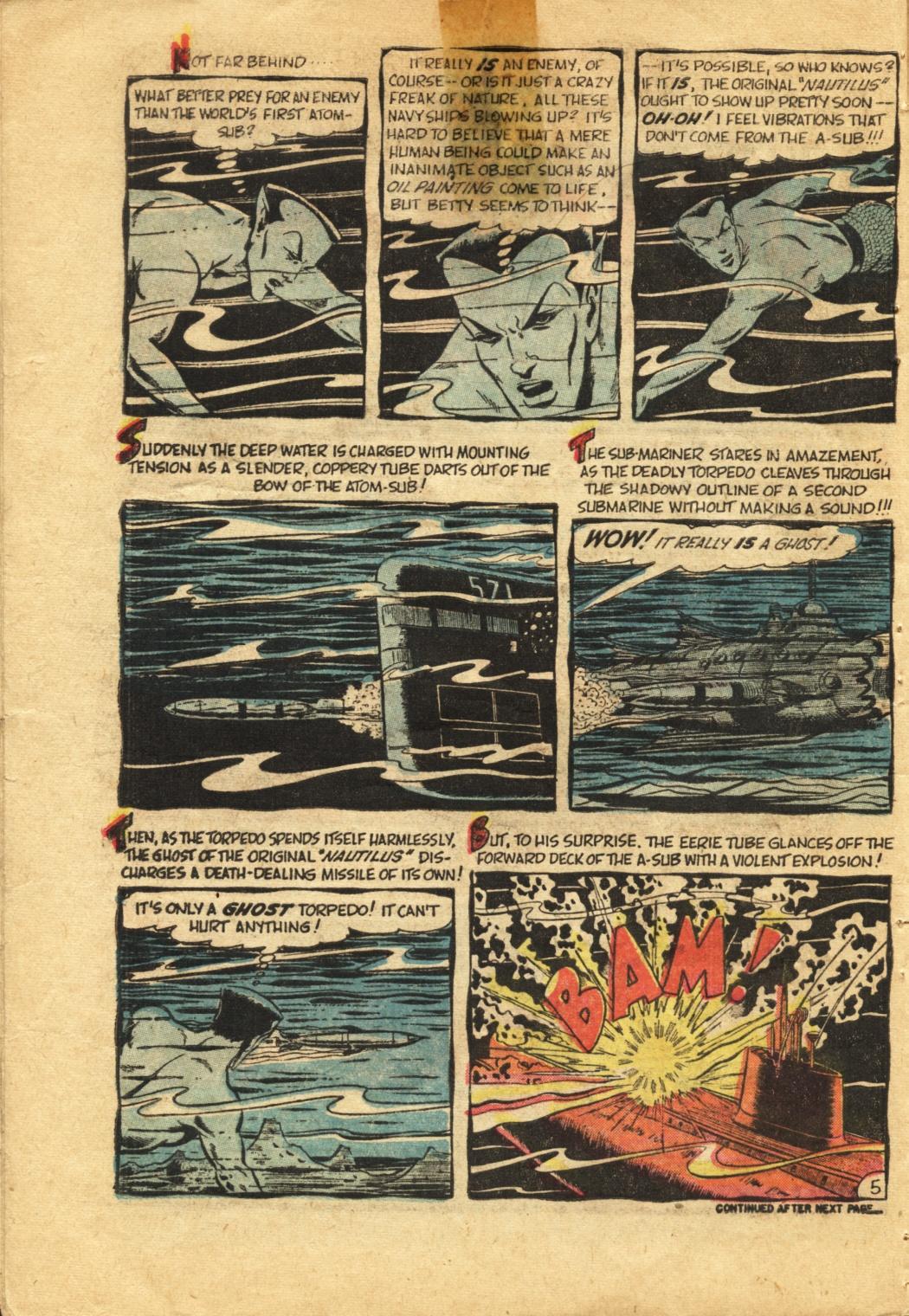 Sub-Mariner Comics #41 #41 - English 17