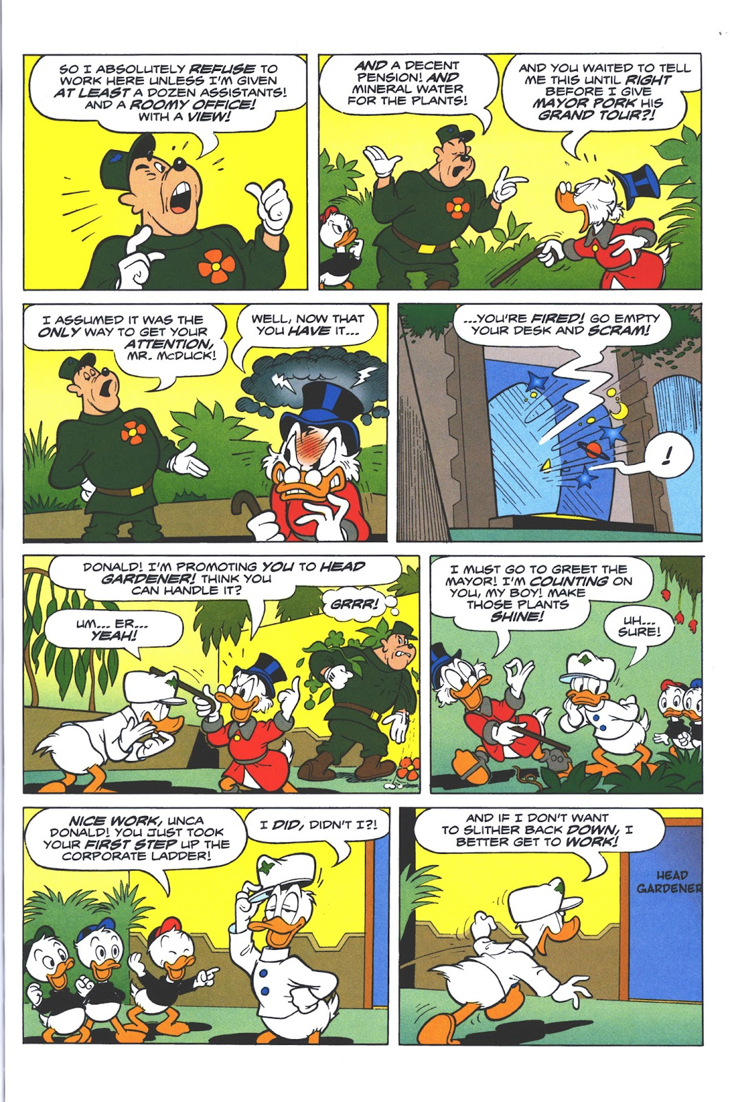 Uncle Scrooge (1953) Issue #359 #359 - English 53