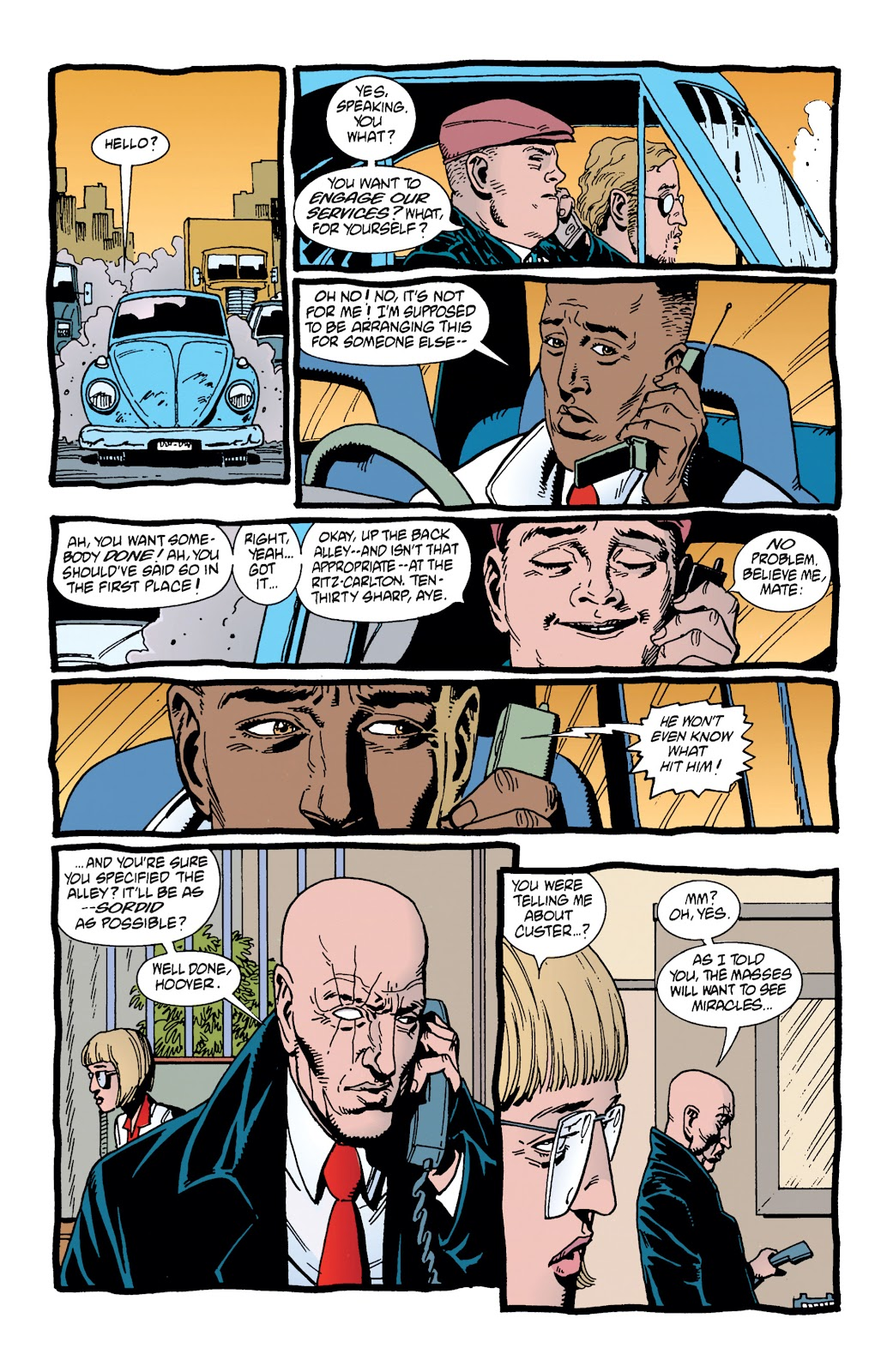 Preacher Issue #14 #23 - English 16