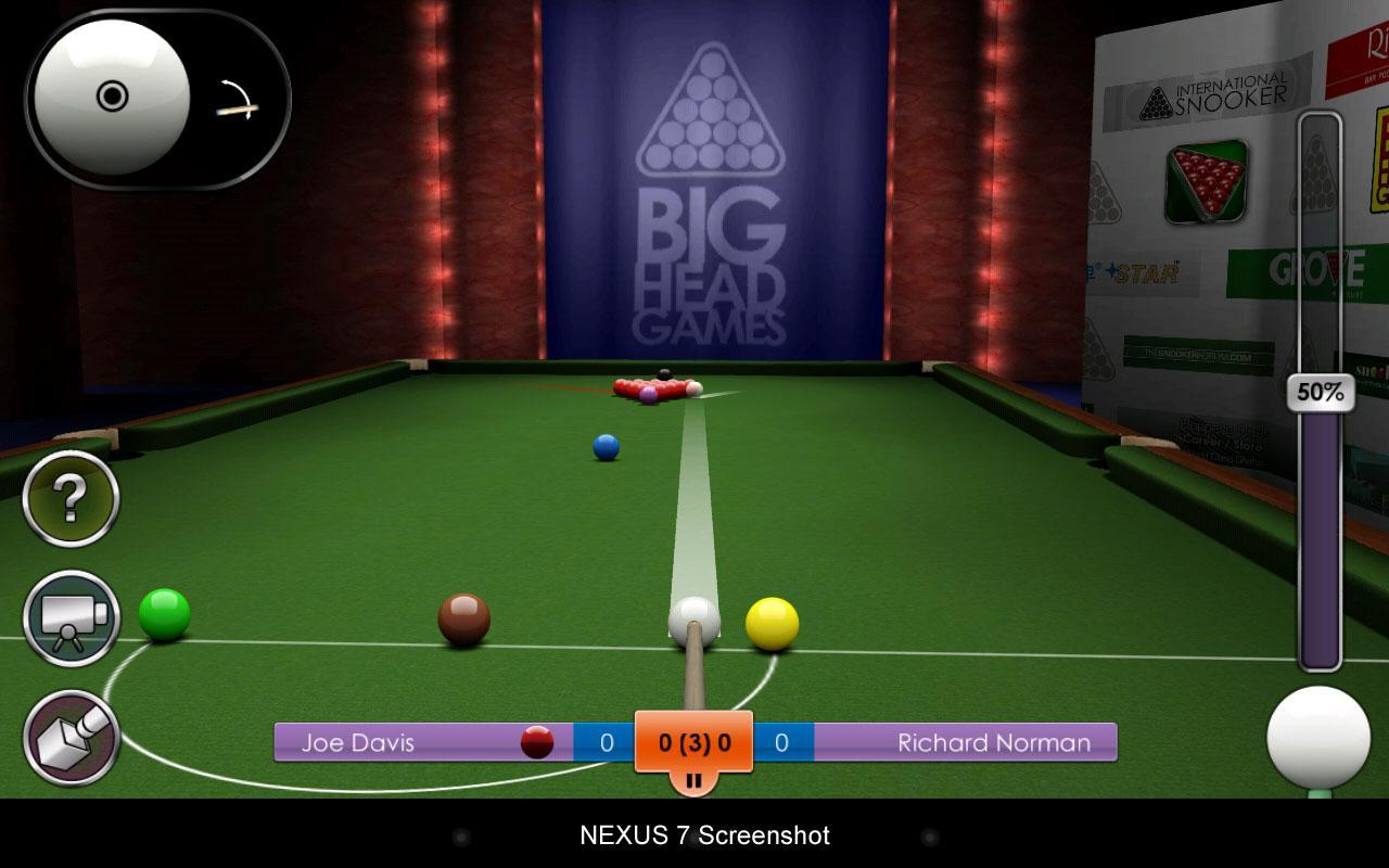 International Snooker Pro HD APK v1.5