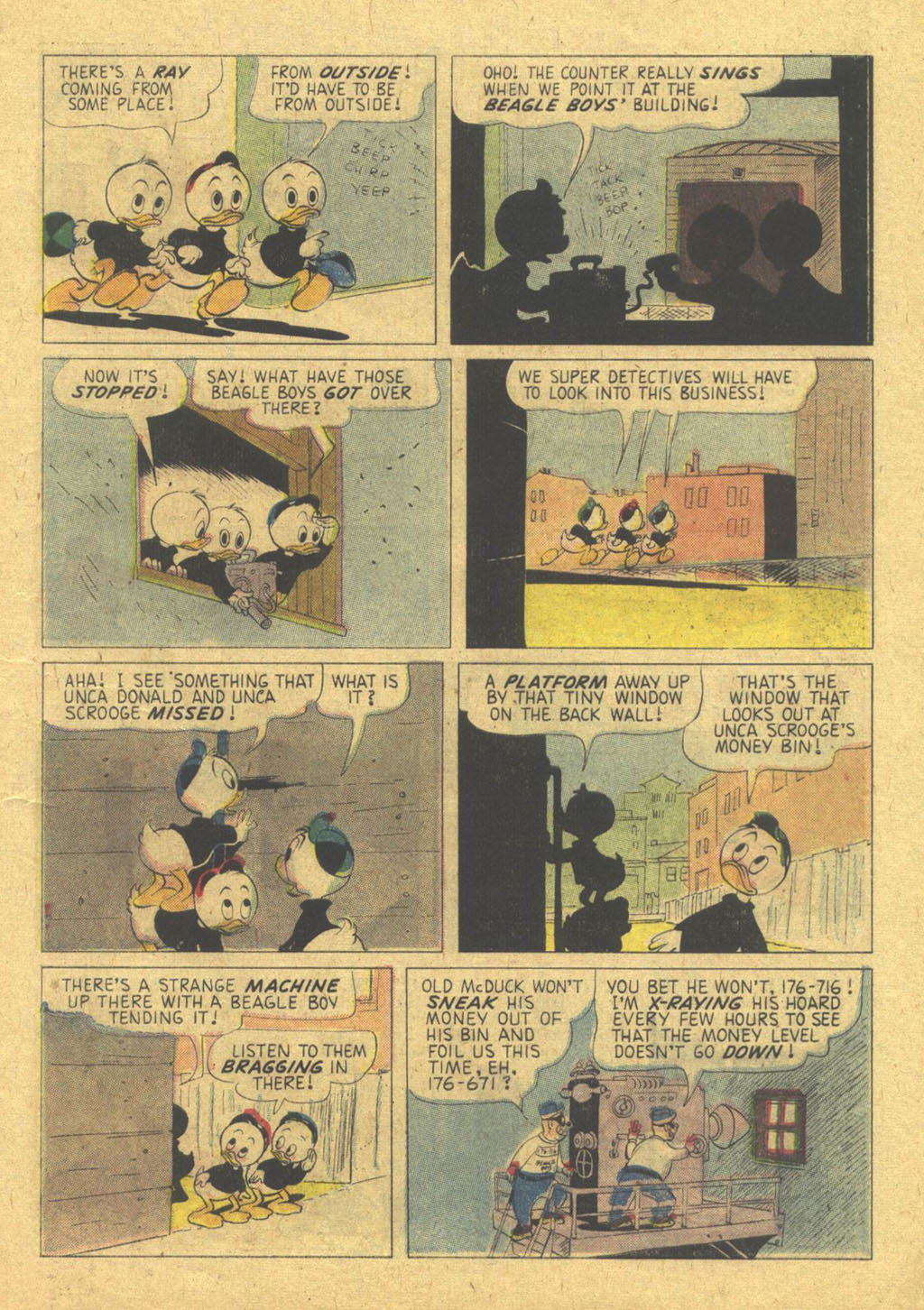 Uncle Scrooge (1953) Issue #28 #28 - English 9