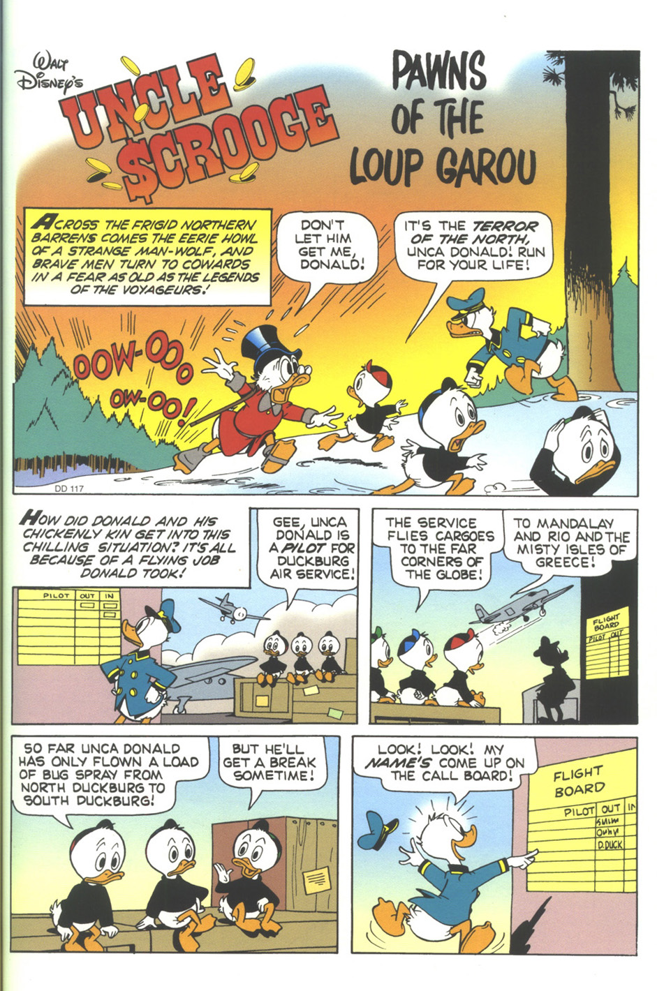 Uncle Scrooge (1953) Issue #317 #317 - English 45