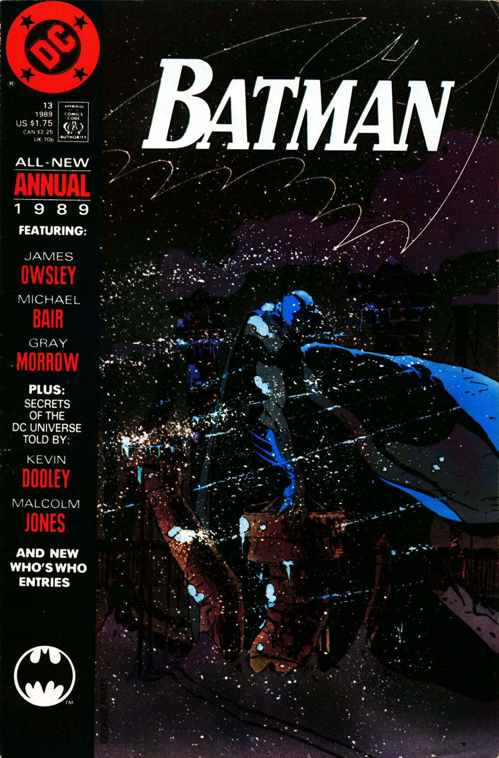Batman (1940) _Annual_13 Page 1