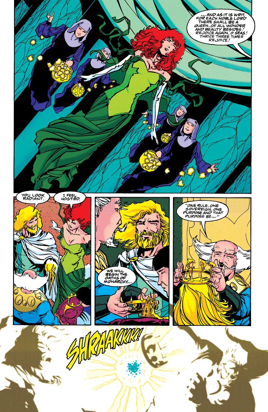Aquaman (1994) Issue #49 #55 - English 13