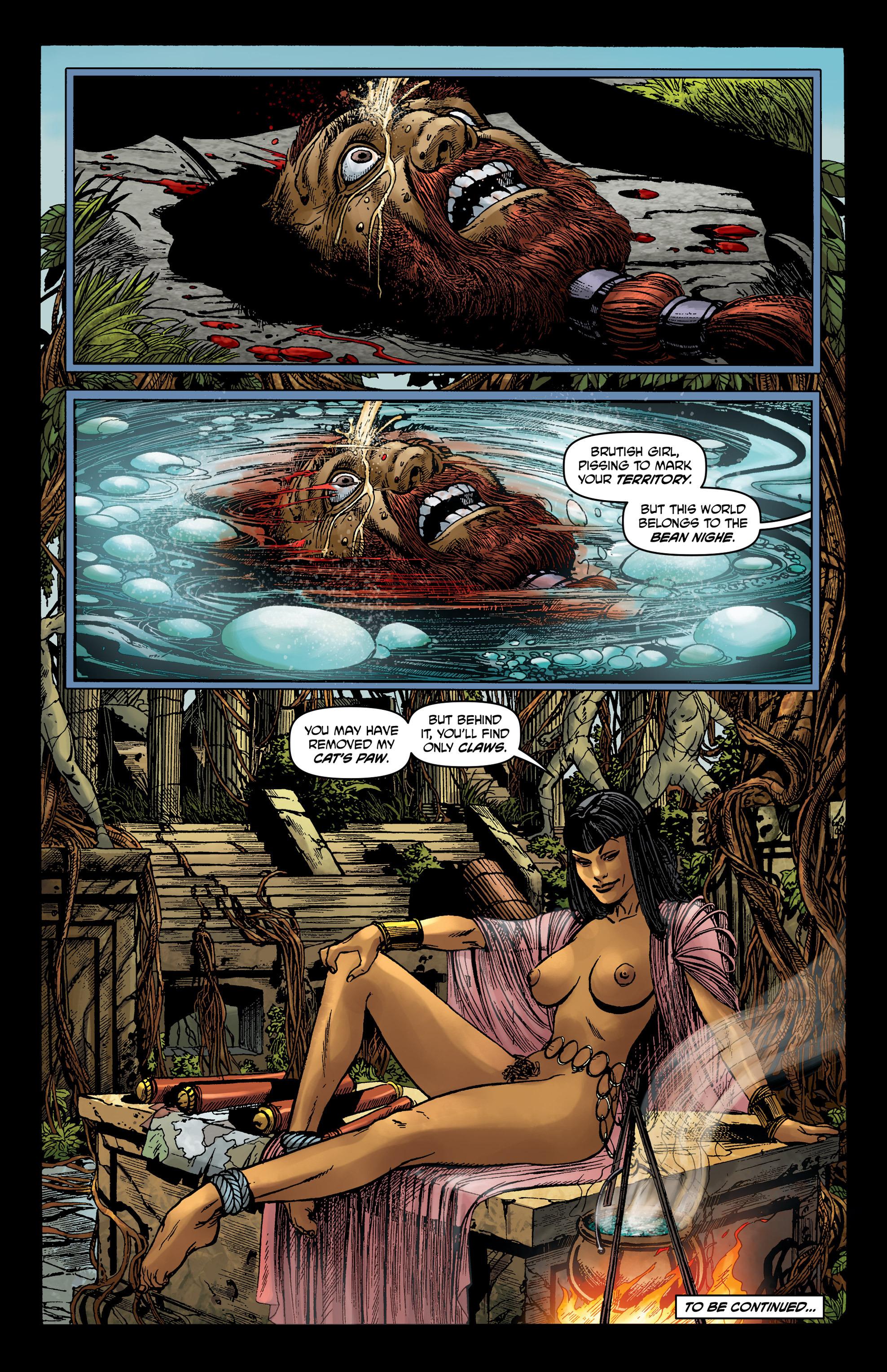 Read online Belladonna comic -  Issue #0 - 23