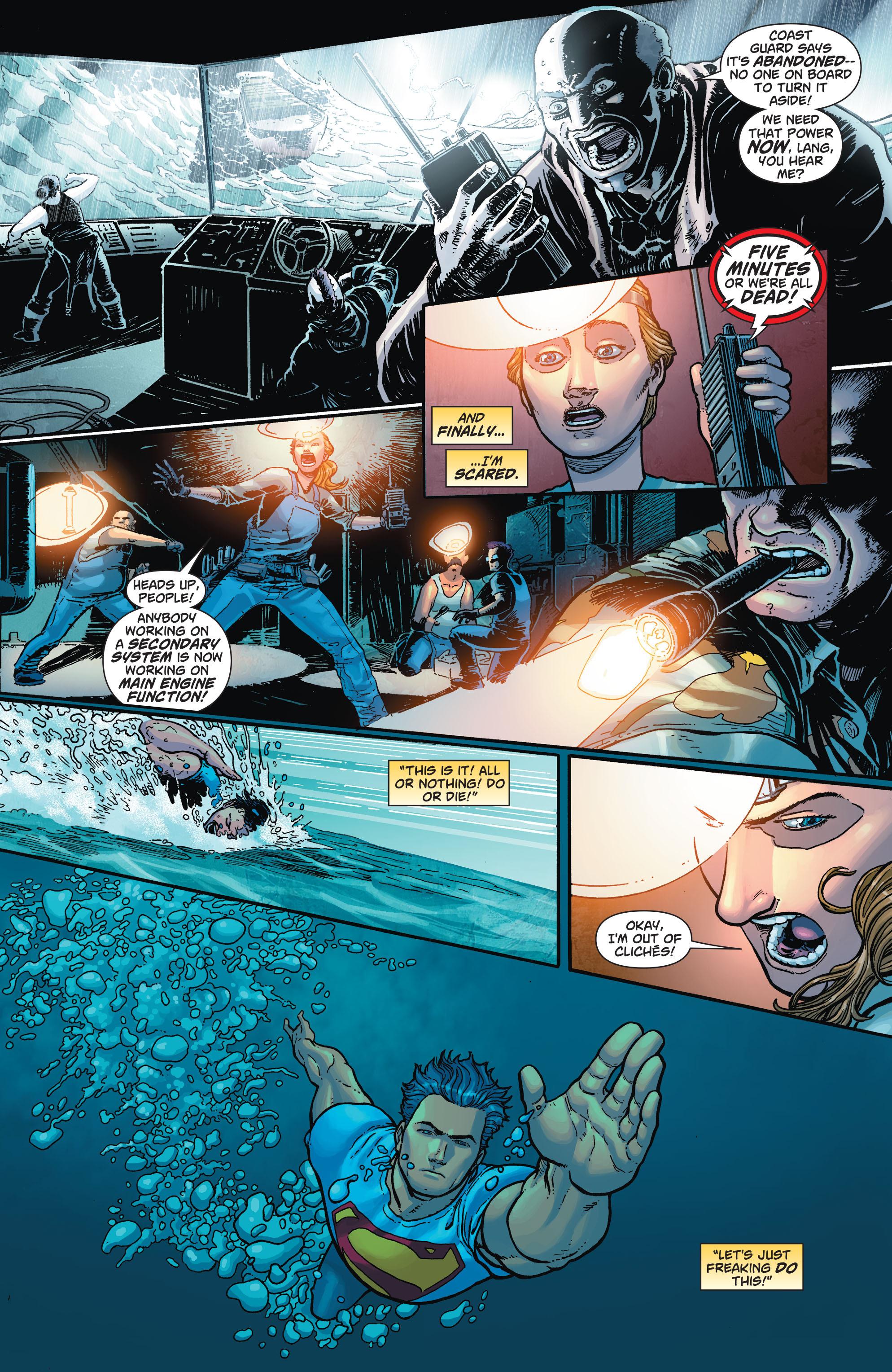 DC Comics: Zero Year chap tpb pic 76