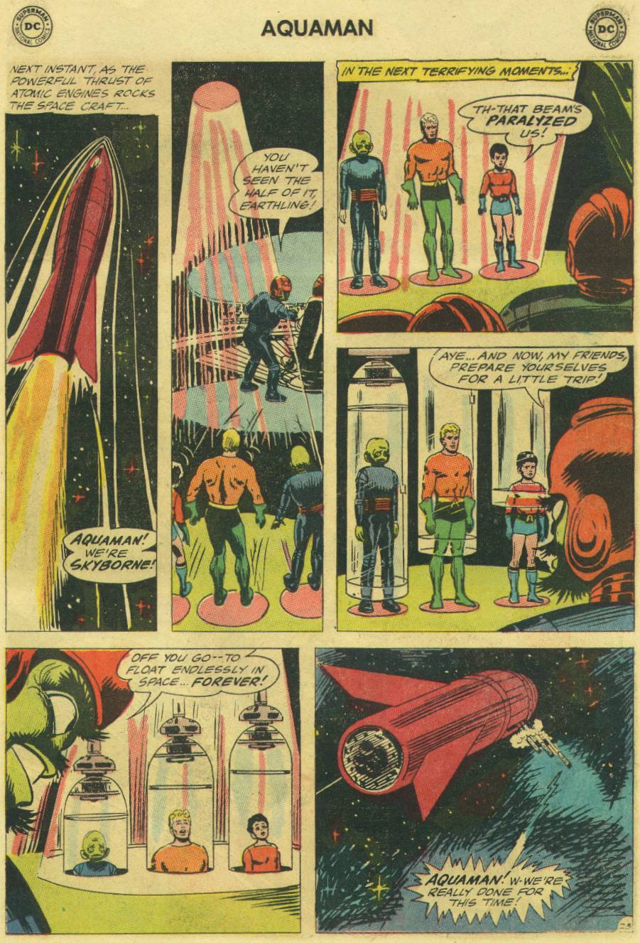 Aquaman (1962) Issue #16 #16 - English 31