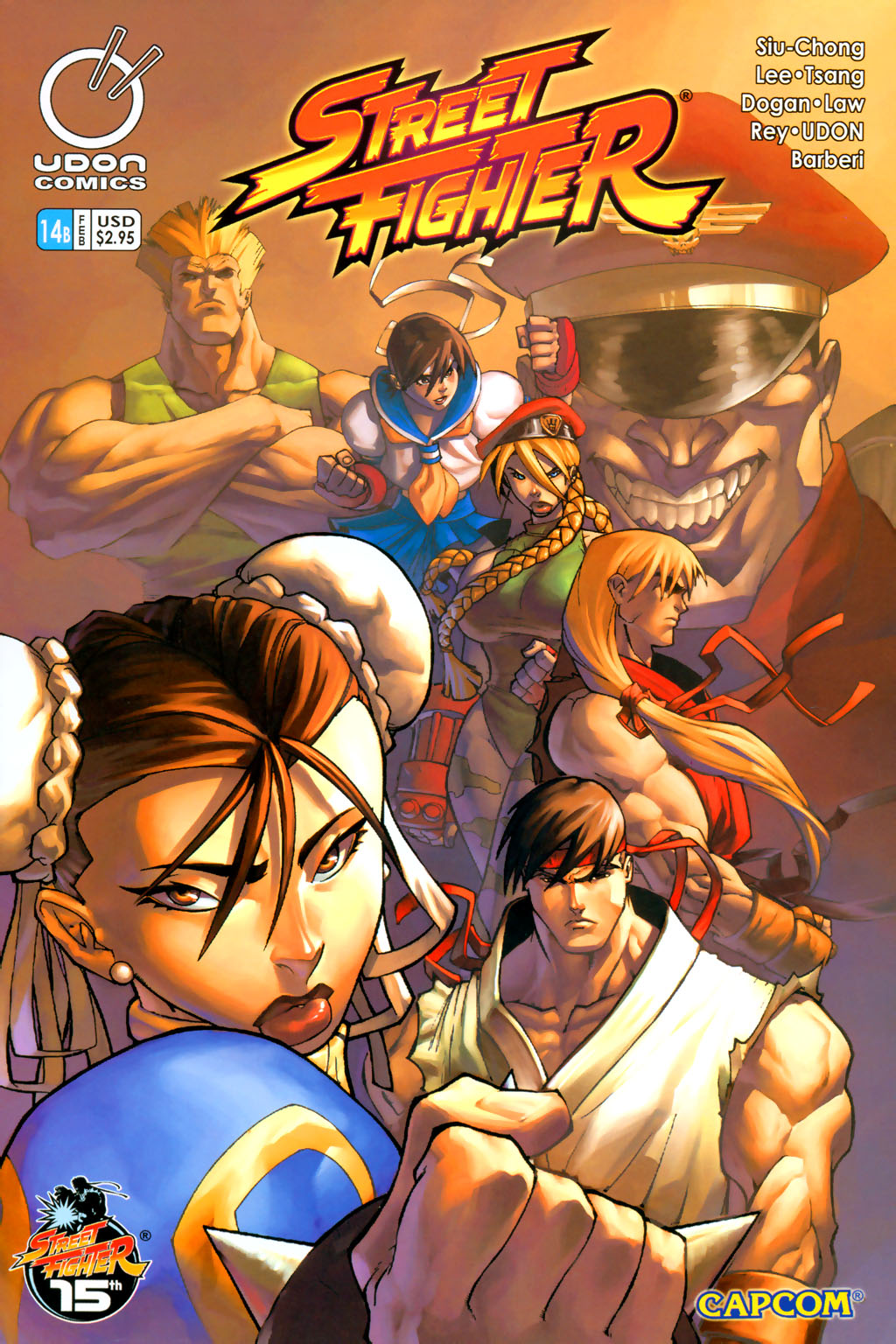 Street Fighter (2003) Issue #14 #15 - English 2