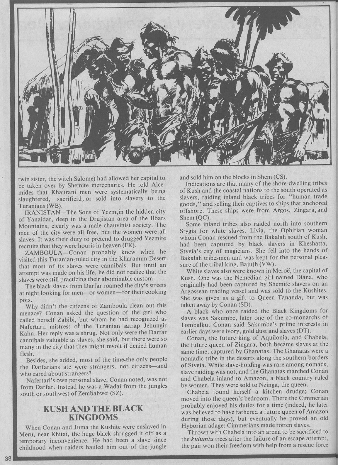 >The Sav #191 - English 38