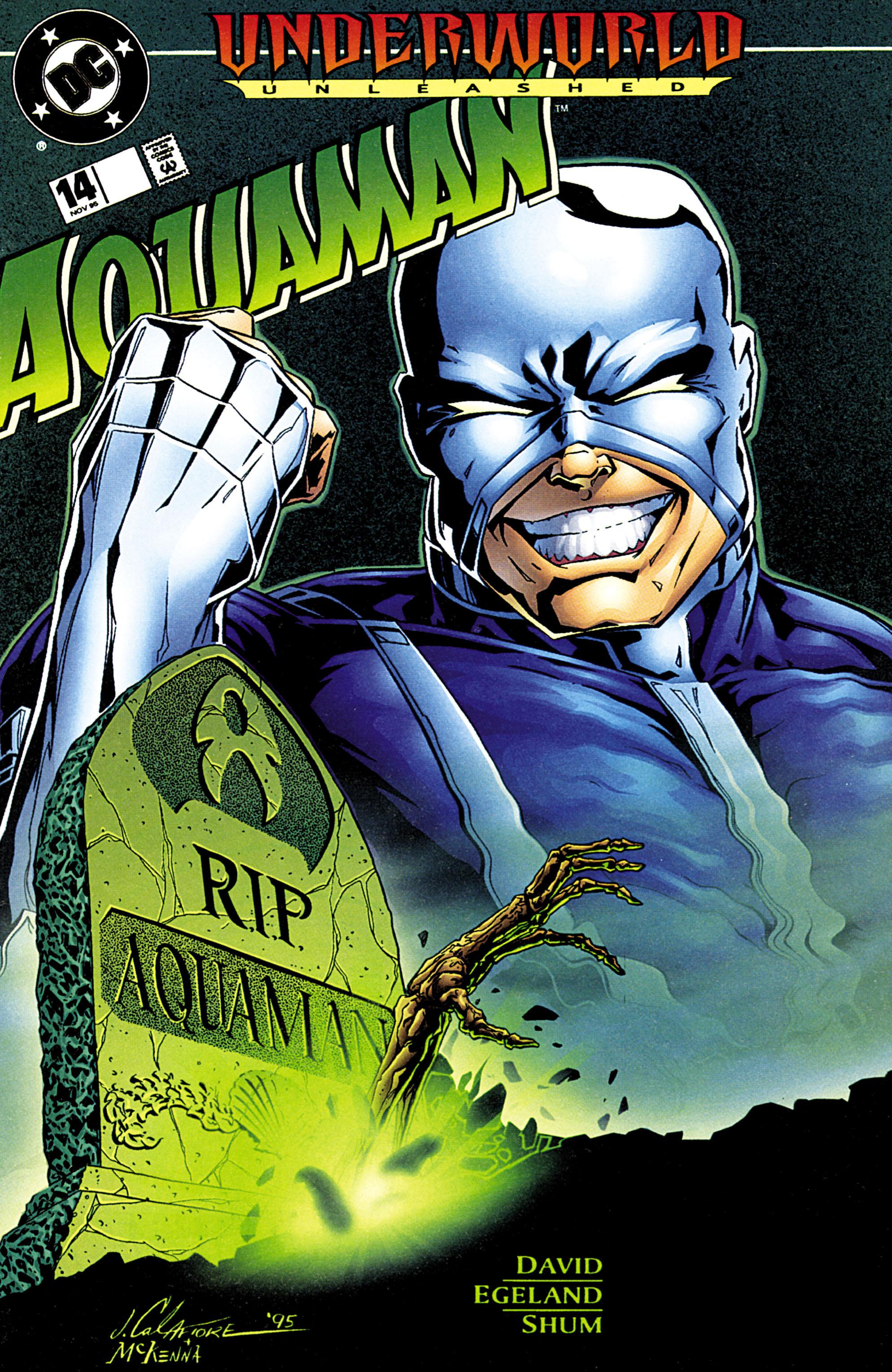Aquaman (1994) 14 Page 1