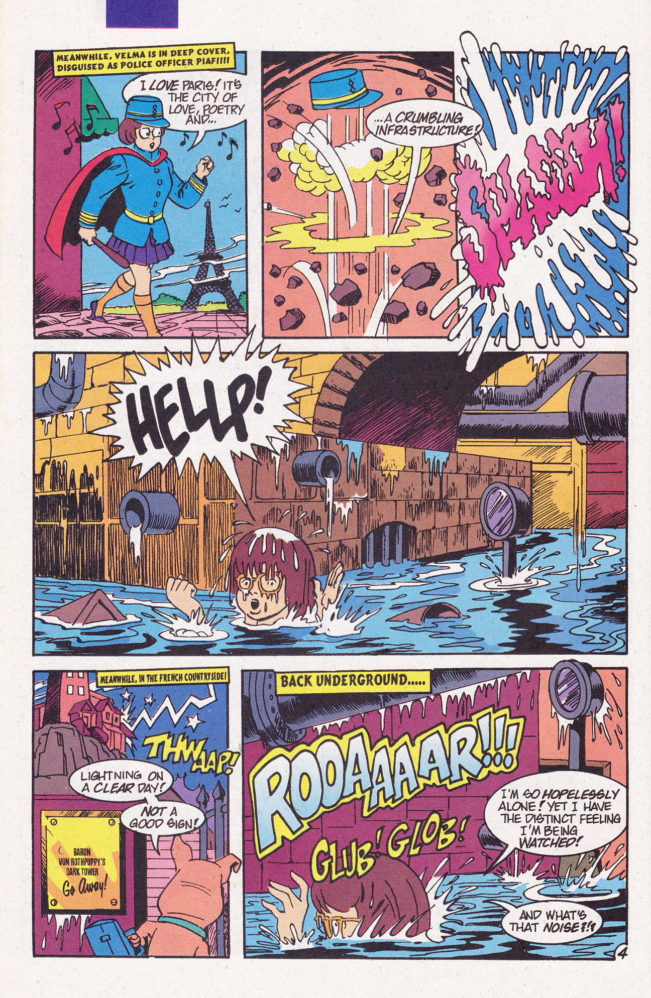 Read online Scooby-Doo (1995) comic -  Issue #7 - 6