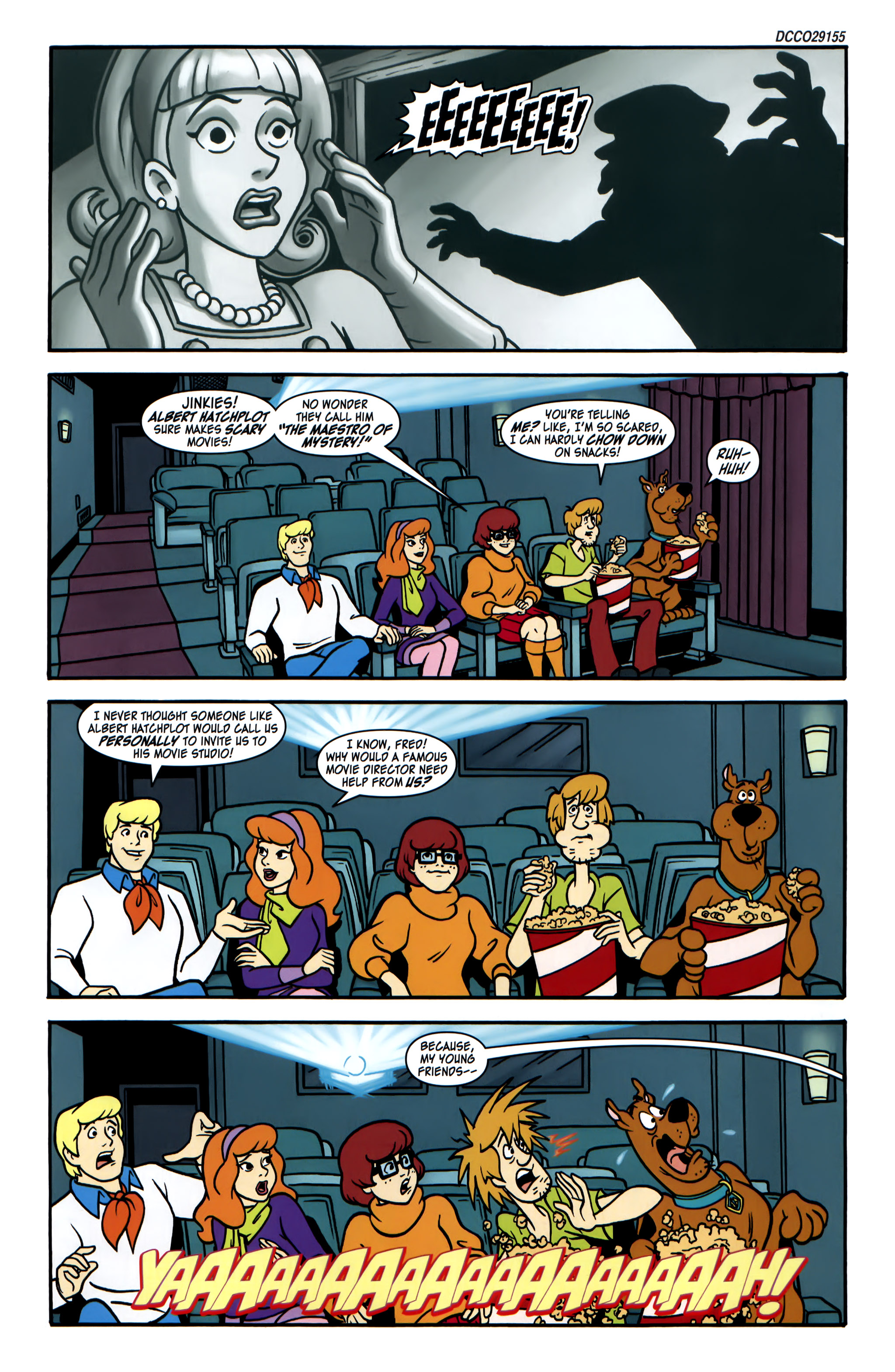 Read online Scooby-Doo: Where Are You? comic -  Issue #32 - 3