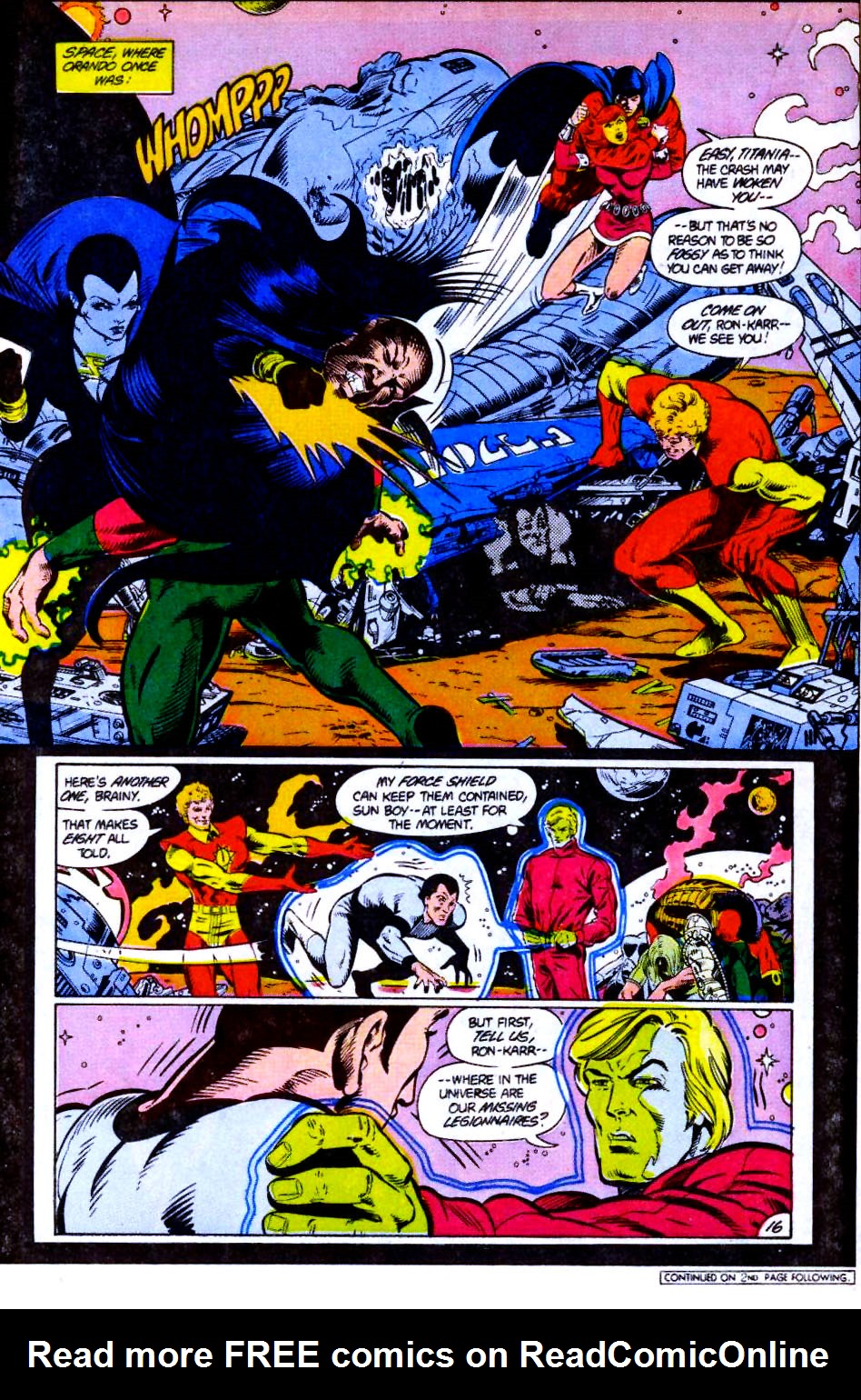 Tales of the Legion Issue #330 #17 - English 17
