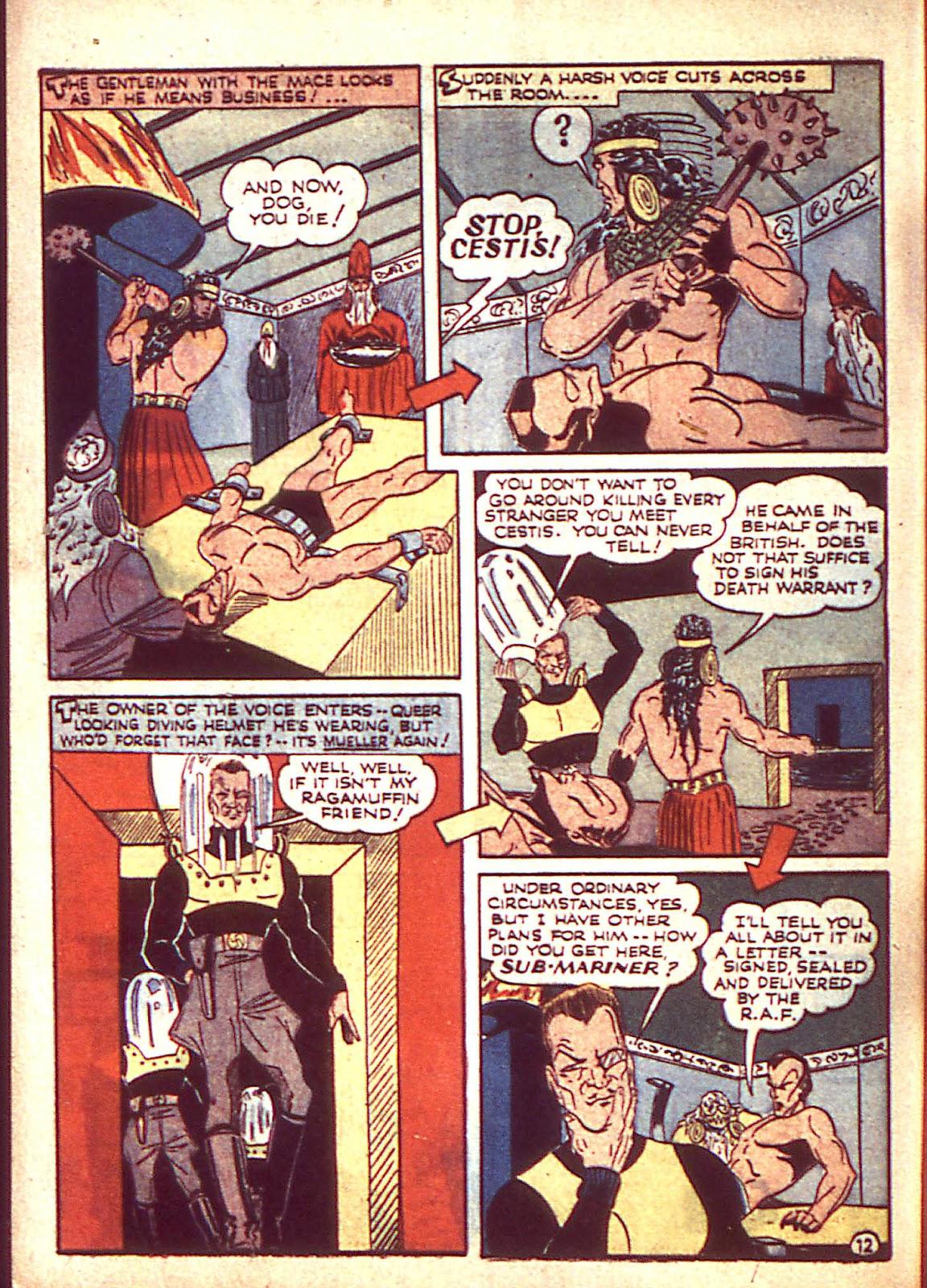 Sub-Mariner Comics Issue #3 #3 - English 15