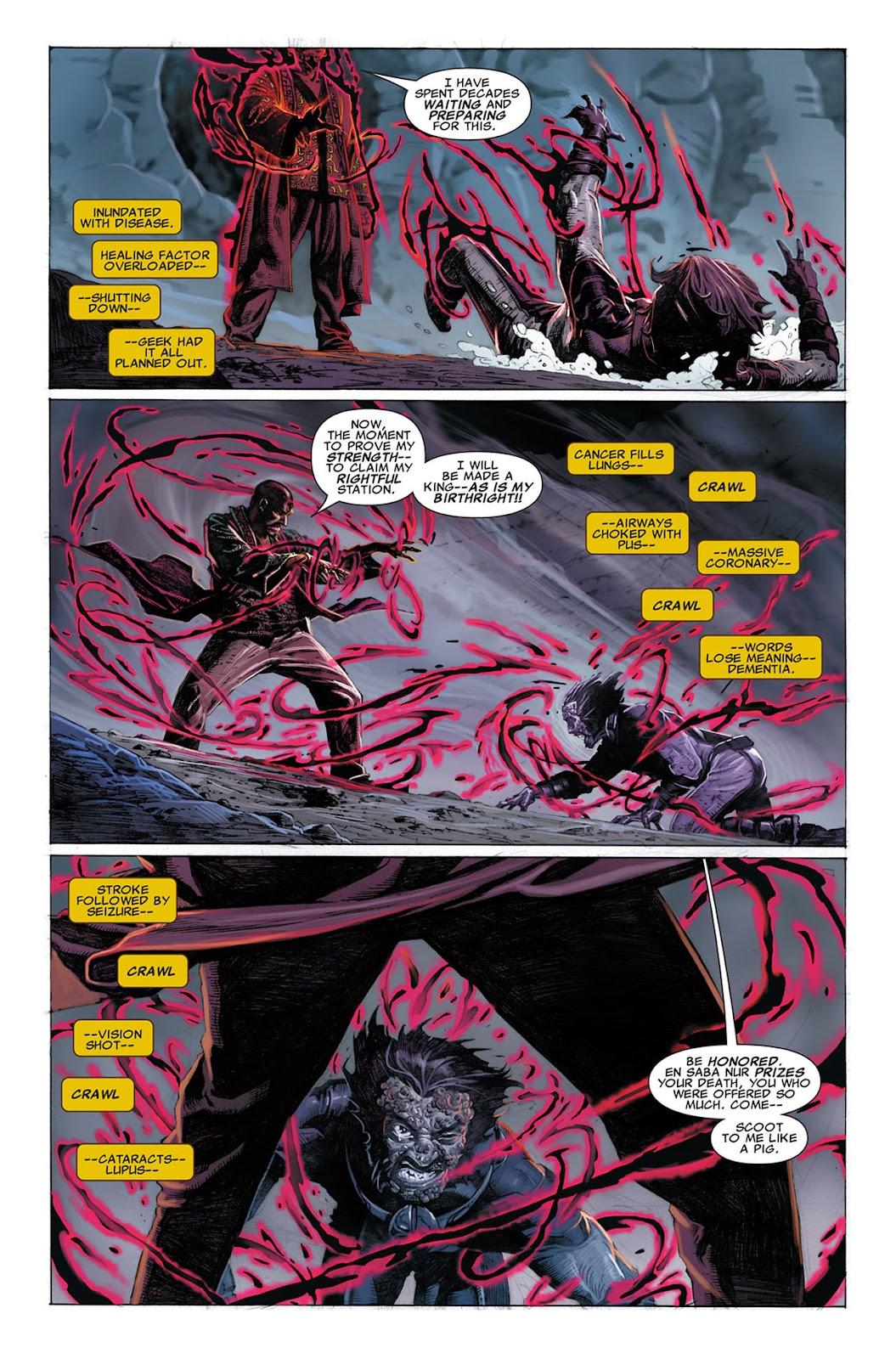 Uncanny X-Force (2010) Issue #3 #3 - English 16