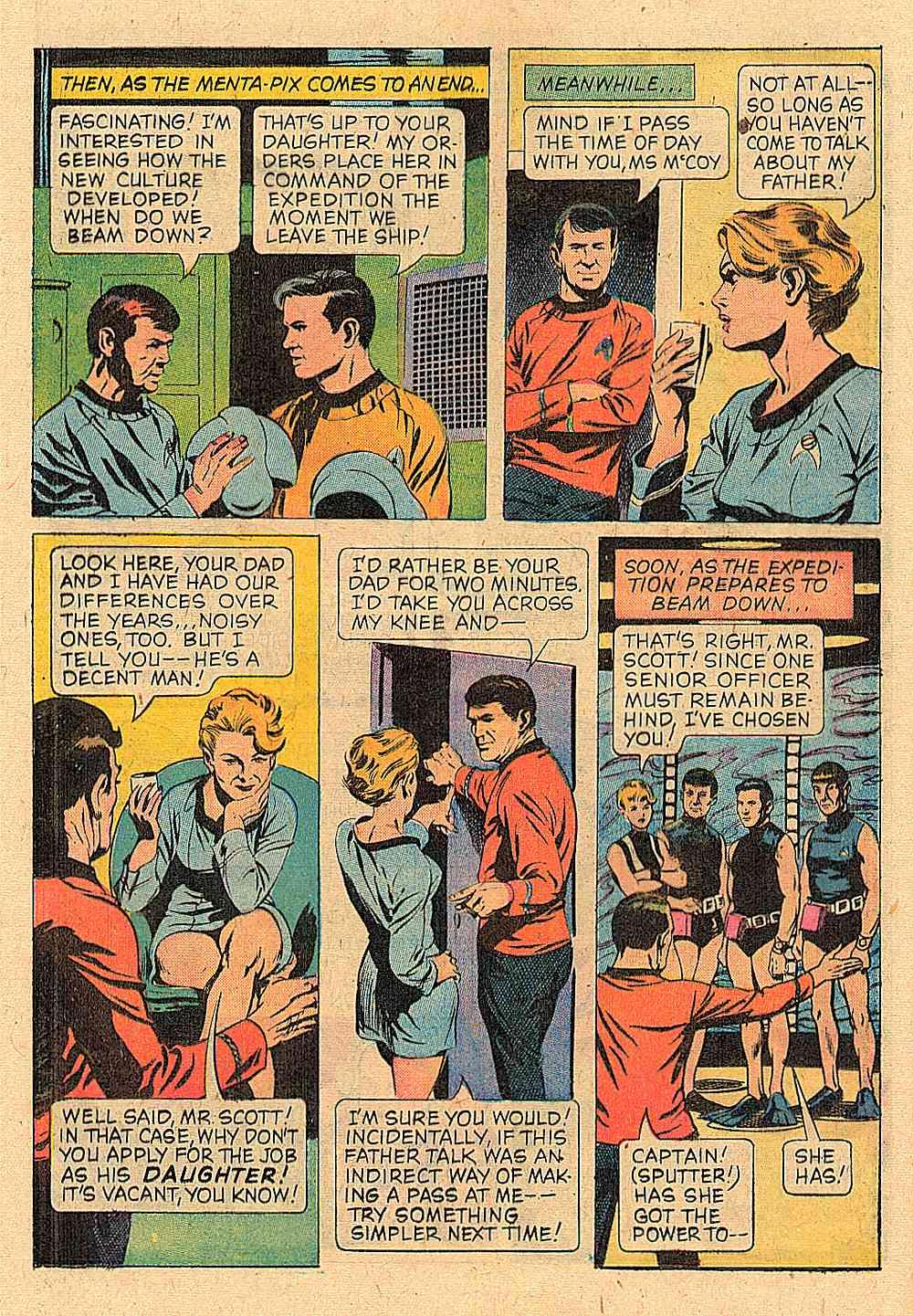 Star Trek (1967) #43 #43 - English 10