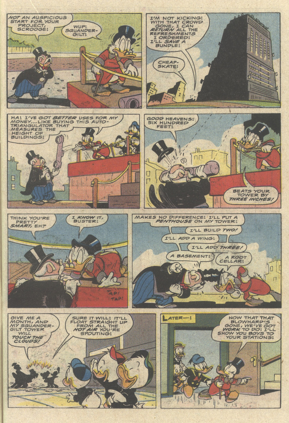 Uncle Scrooge (1953) Issue #241 #241 - English 15