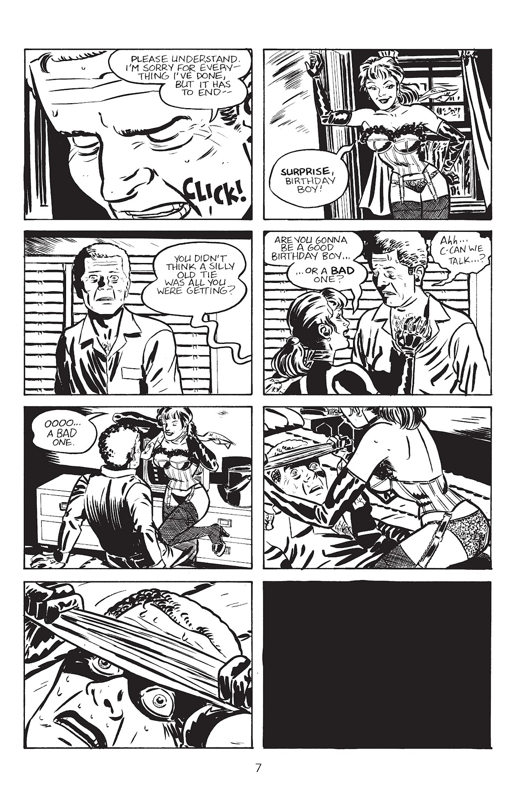 Stray Bullets Issue #20 #20 - English 9