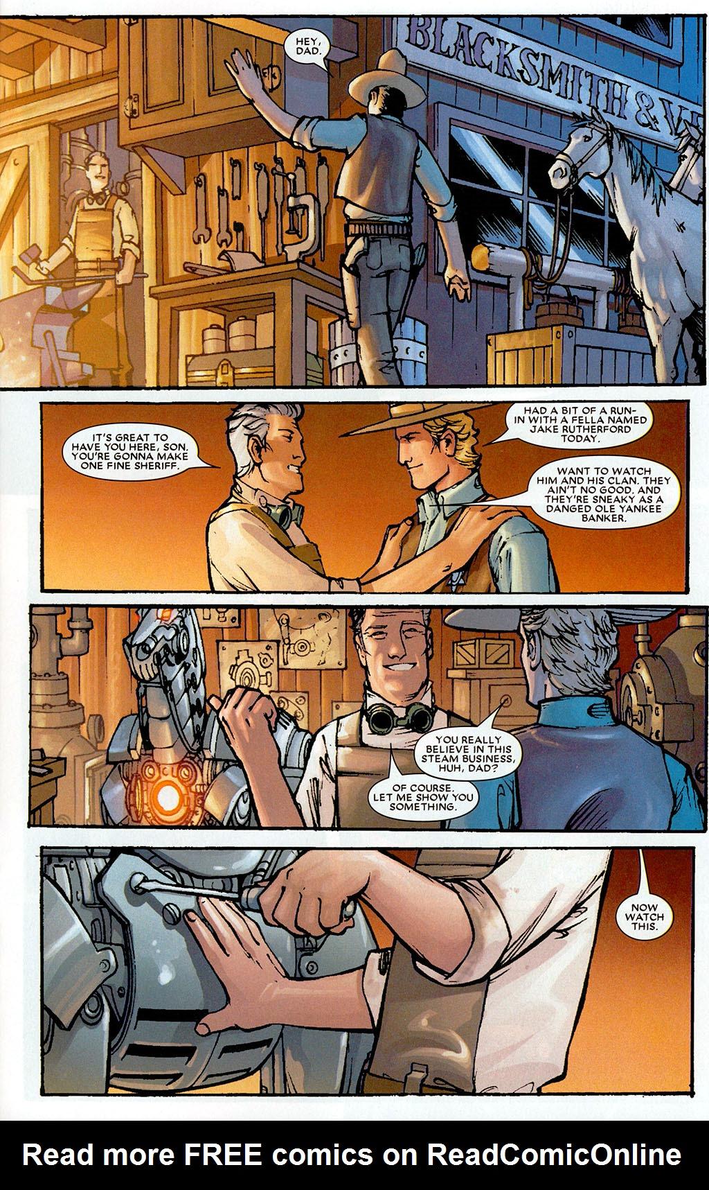 Read online Amazing Fantasy (2004) comic -  Issue #20 - 27