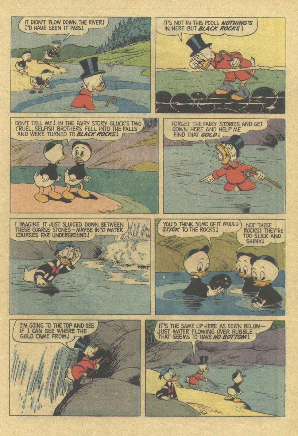 Uncle Scrooge (1953) Issue #110 #110 - English 17