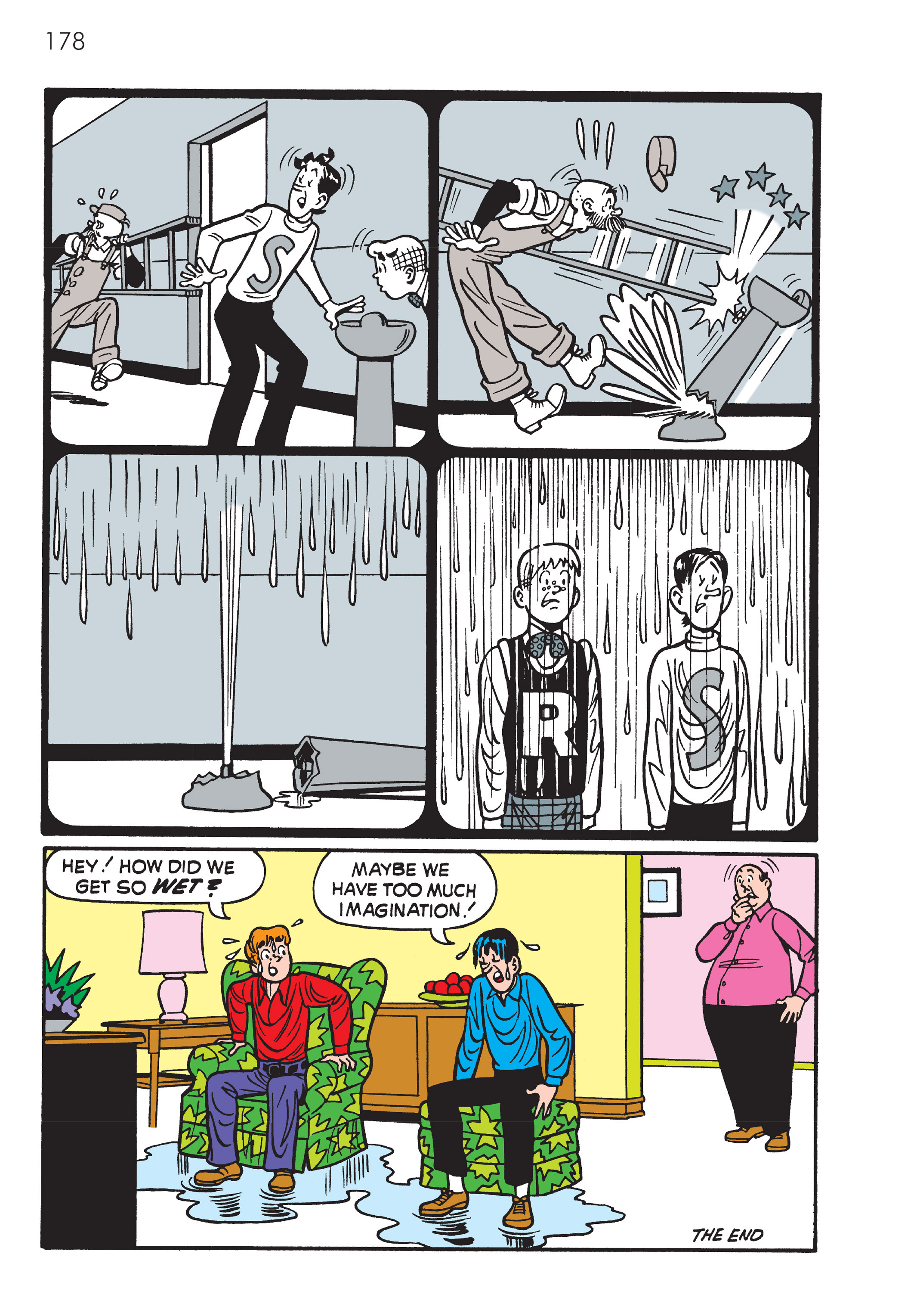Read online The Best of Archie Comics comic -  Issue # TPB 4 (Part 1) - 179