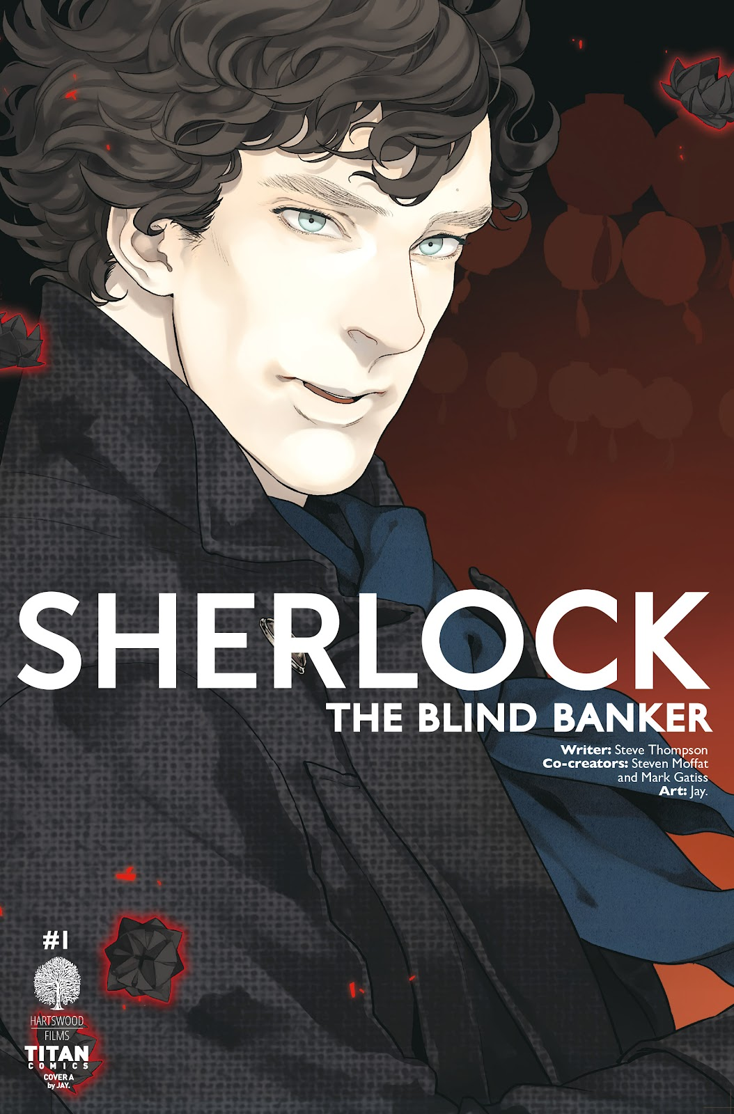 Sherlock: The Blind Banker Issue #1 #1 - English 1