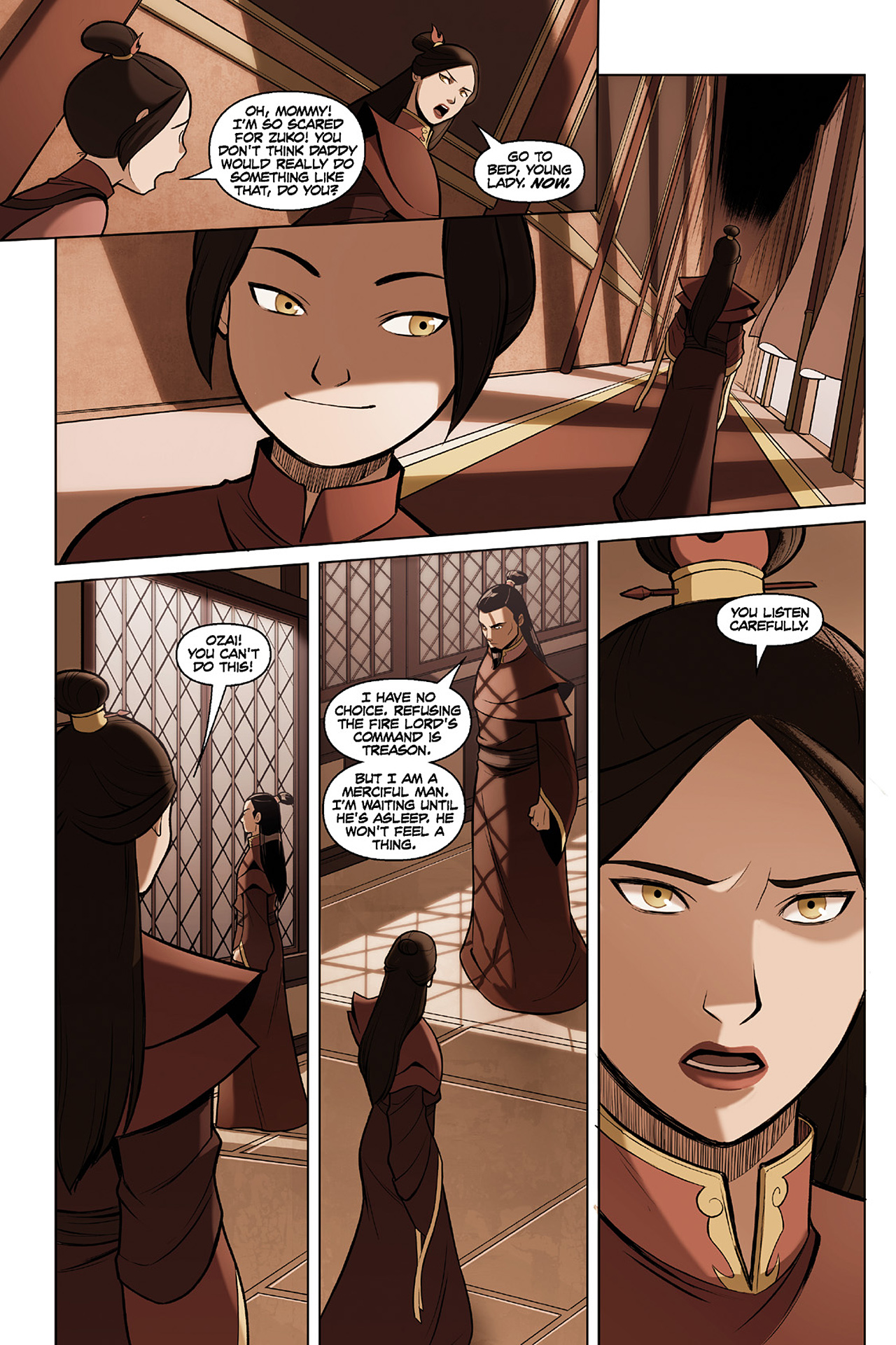 Read online Nickelodeon Avatar: The Last Airbender - The Search comic -  Issue # Part 2 - 40