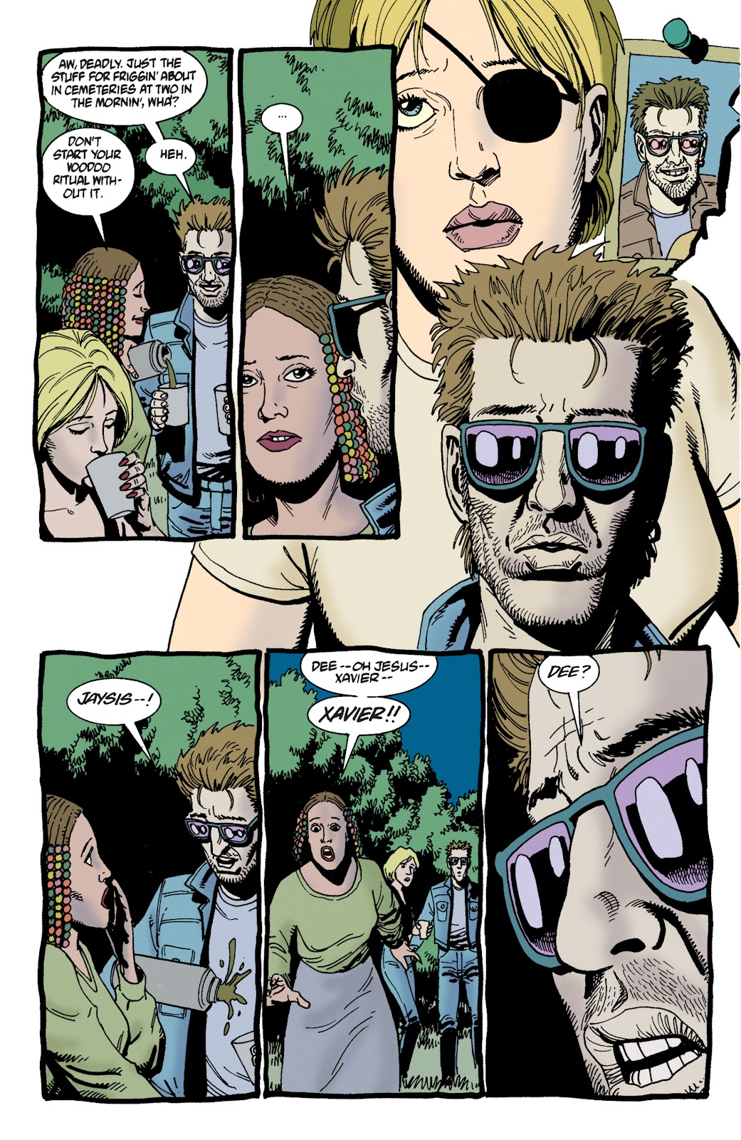 Preacher Issue #32 #41 - English 23