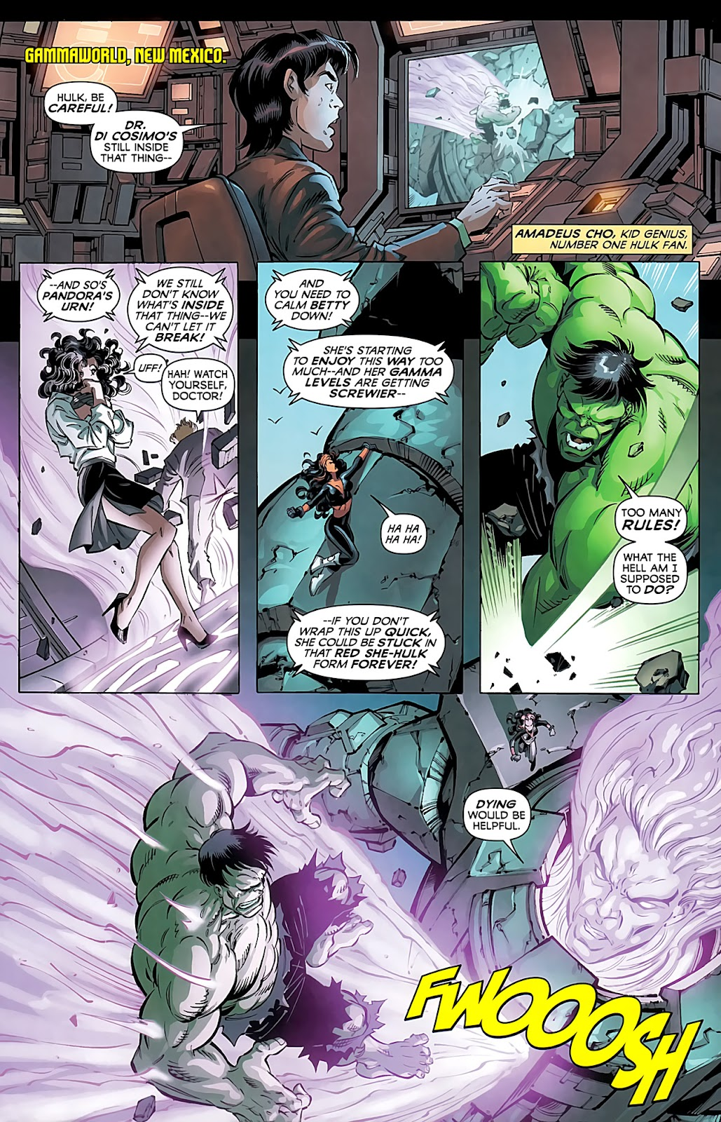 Incredible Hulks (2010) Issue #629 #19 - English 4