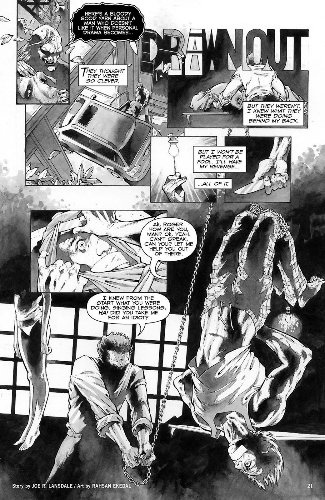 Creepy (2009) Issue #2 #2 - English 23
