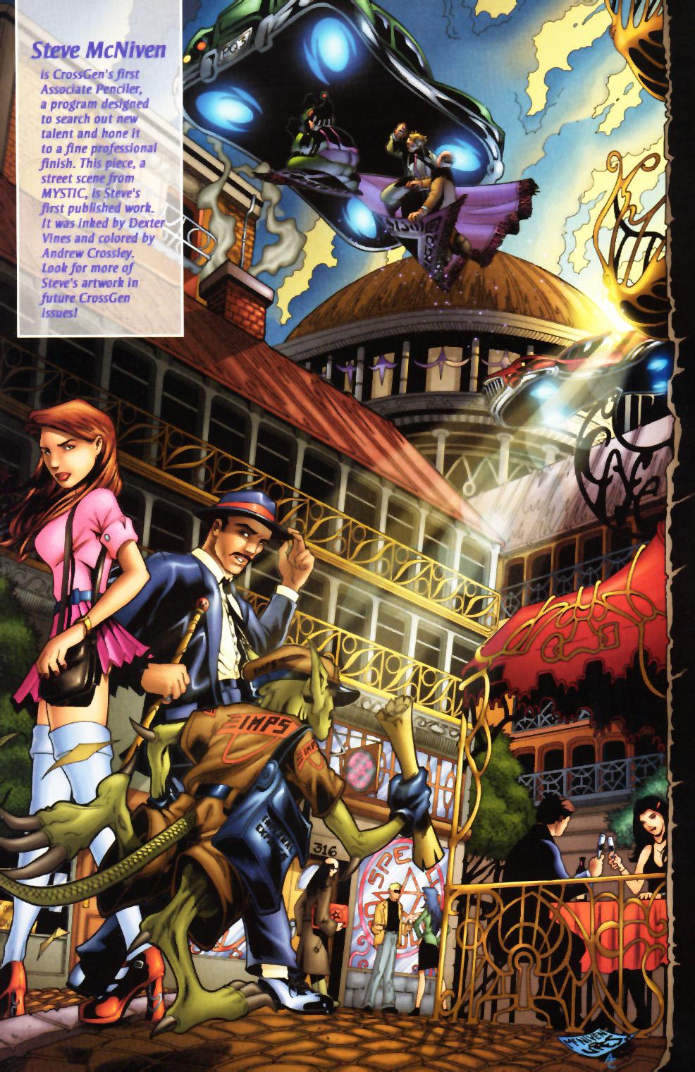 Read online Scion comic -  Issue #1 - 28