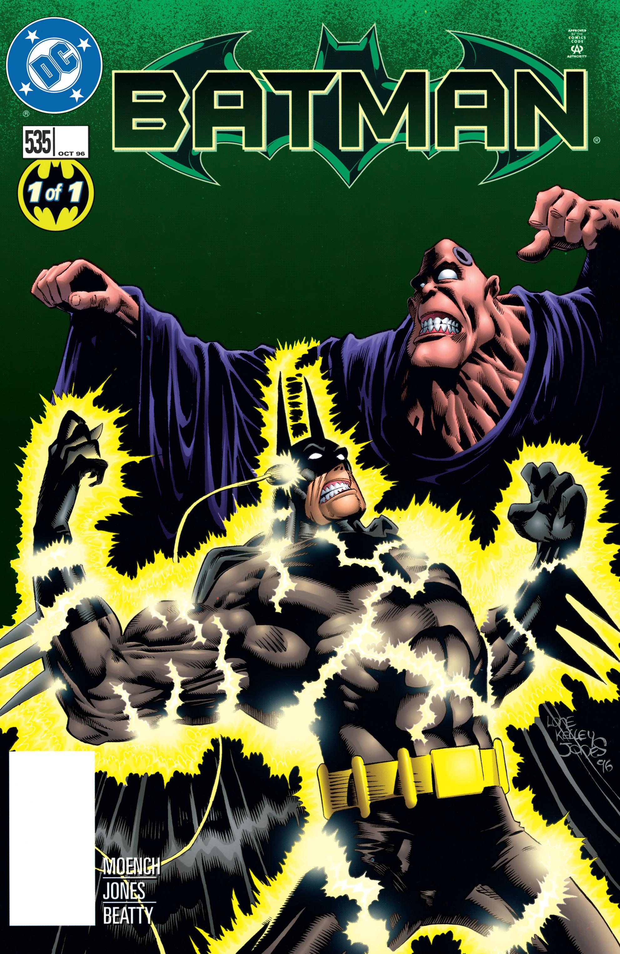 Batman (1940) 535 Page 1