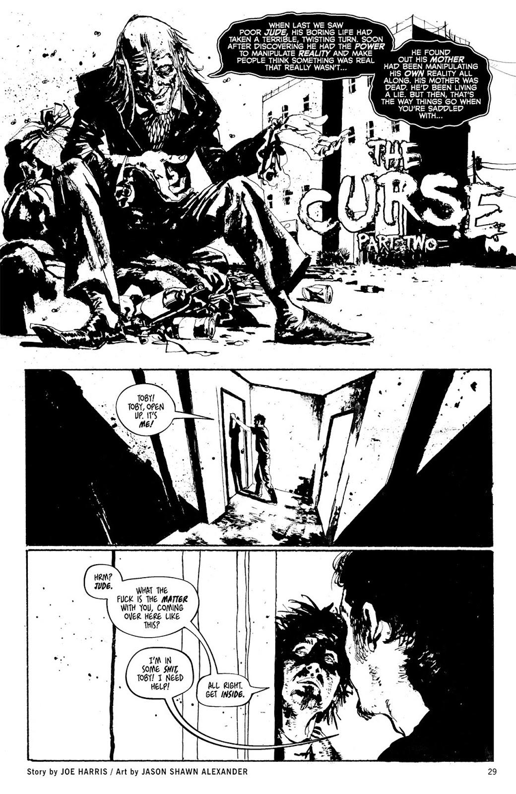 Creepy (2009) Issue #2 #2 - English 31