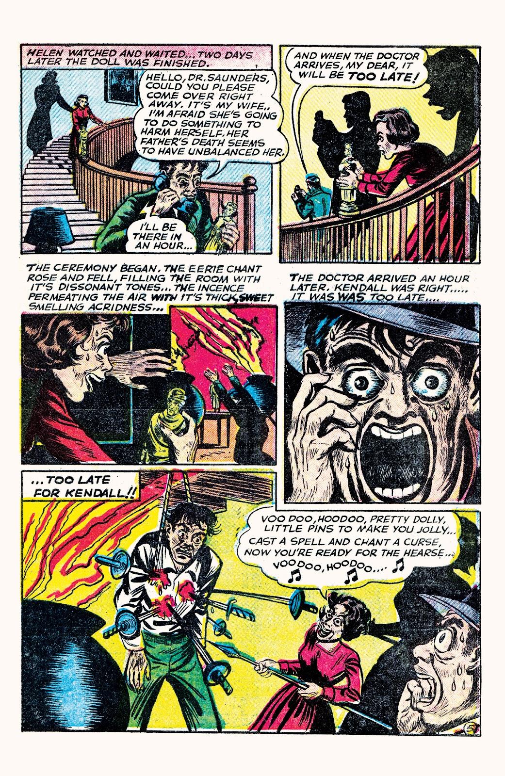 Haunted Horror Issue #26 #26 - English 47