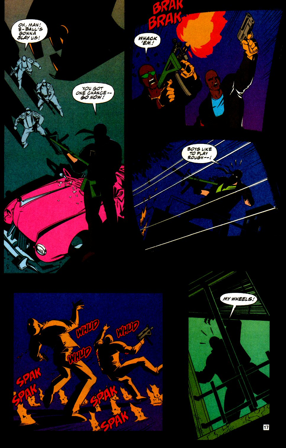 Chain Gang War 2 Page 17