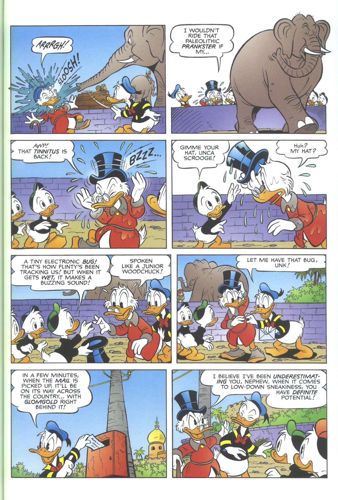 Uncle Scrooge (1953) Issue #356 #356 - English 57