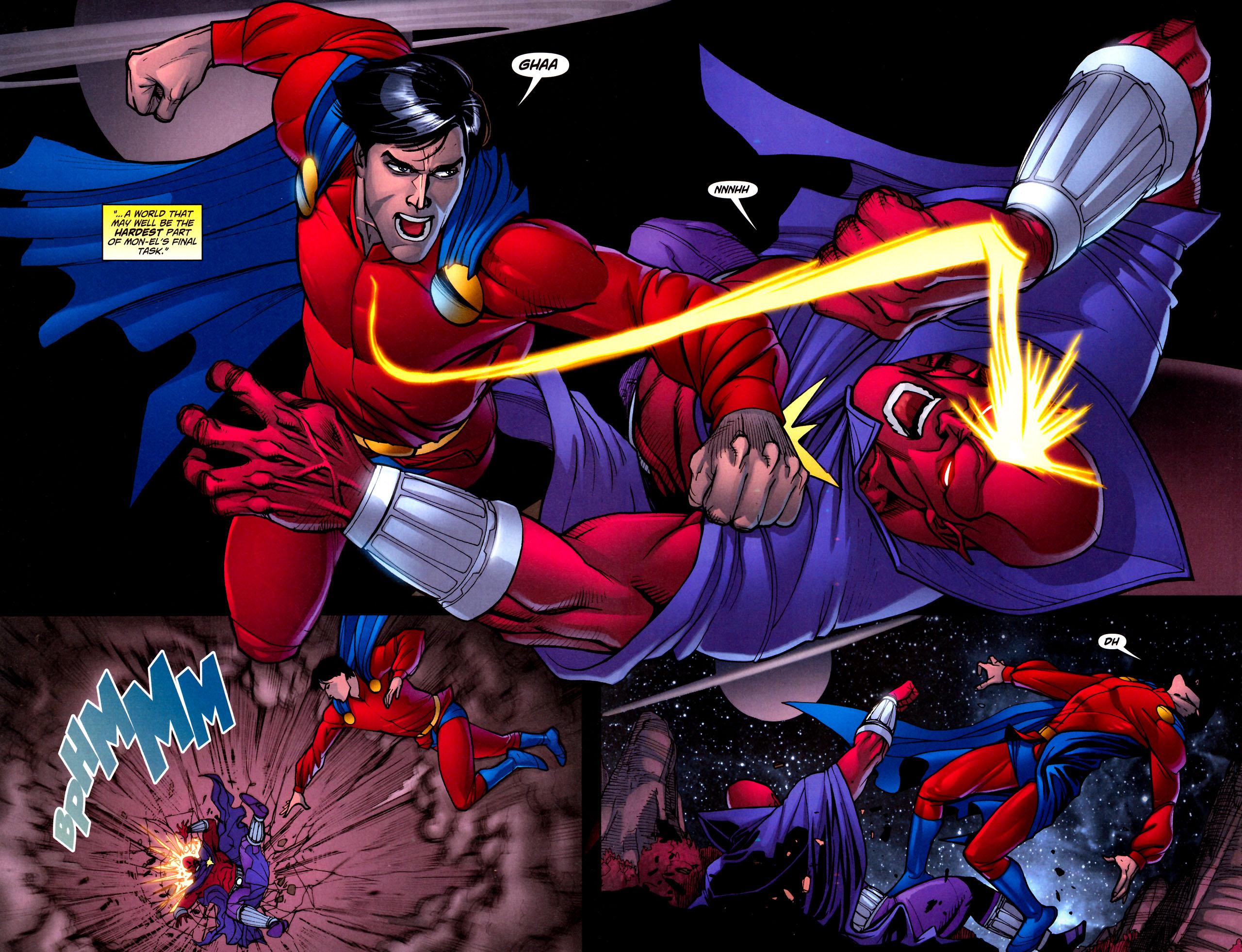 Read online Adventure Comics (2009) comic -  Issue #11 - 13