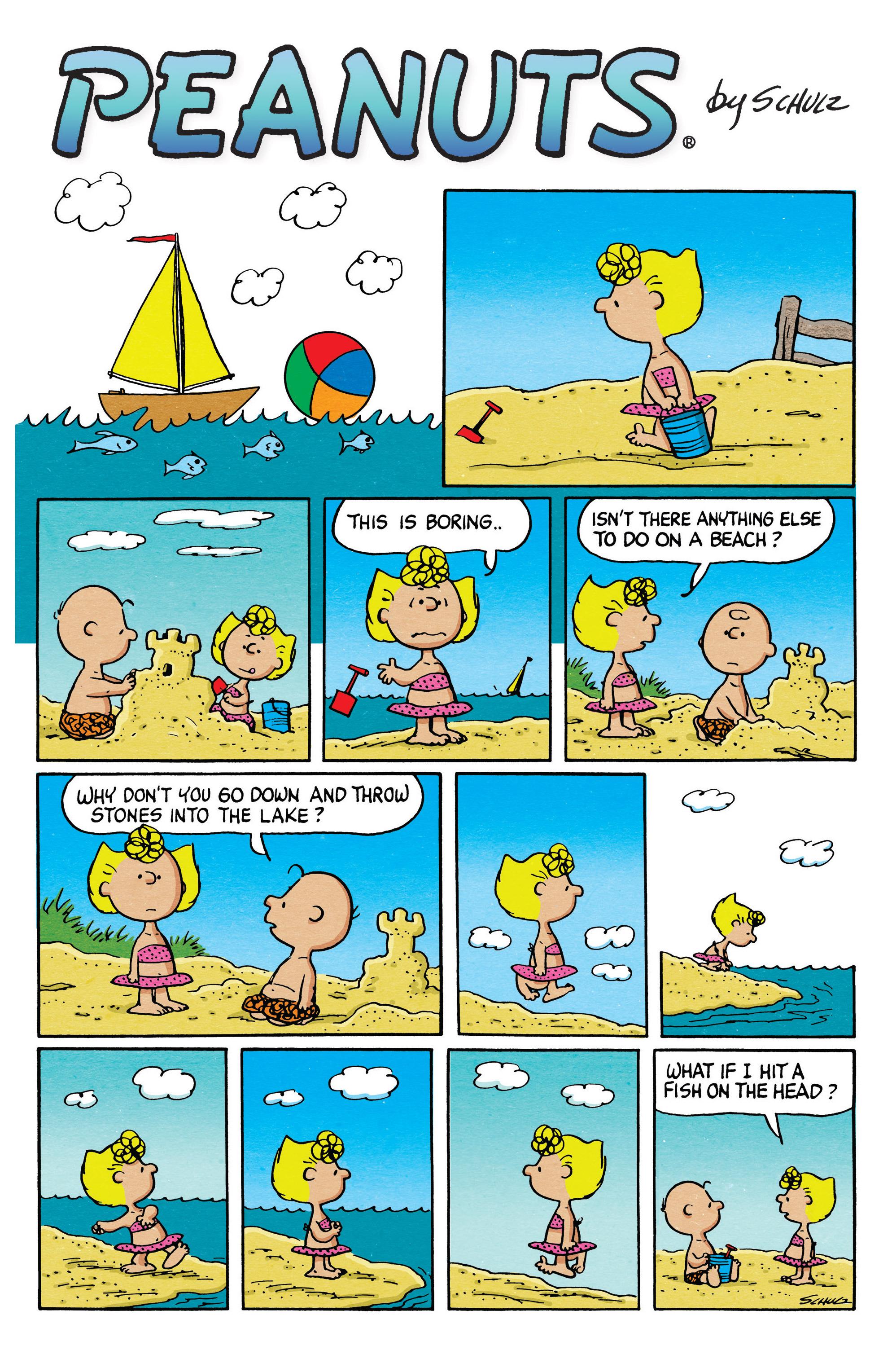 Read online Peanuts (2012) comic -  Issue #20 - 14