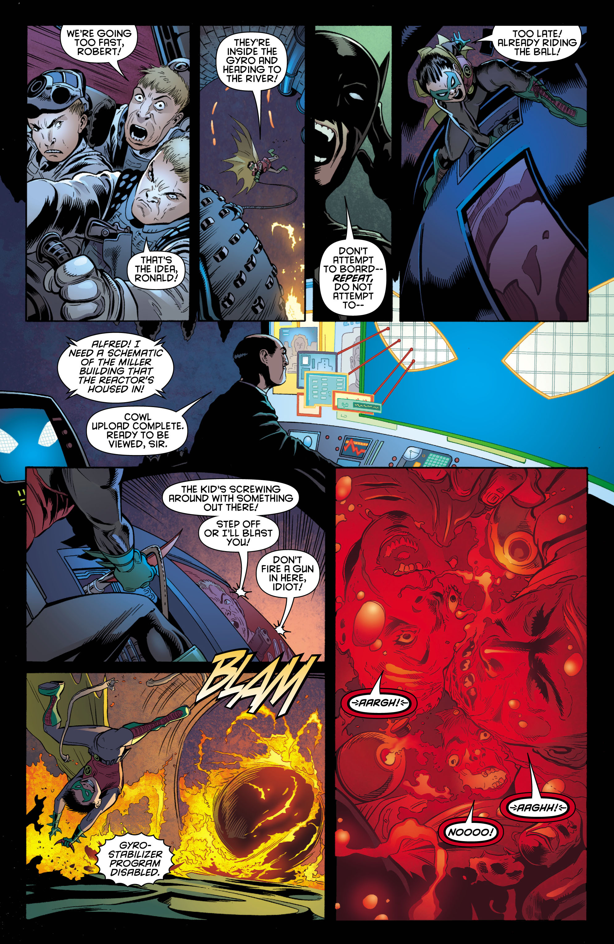 Batman and Robin (2011) chap 1 pic 21