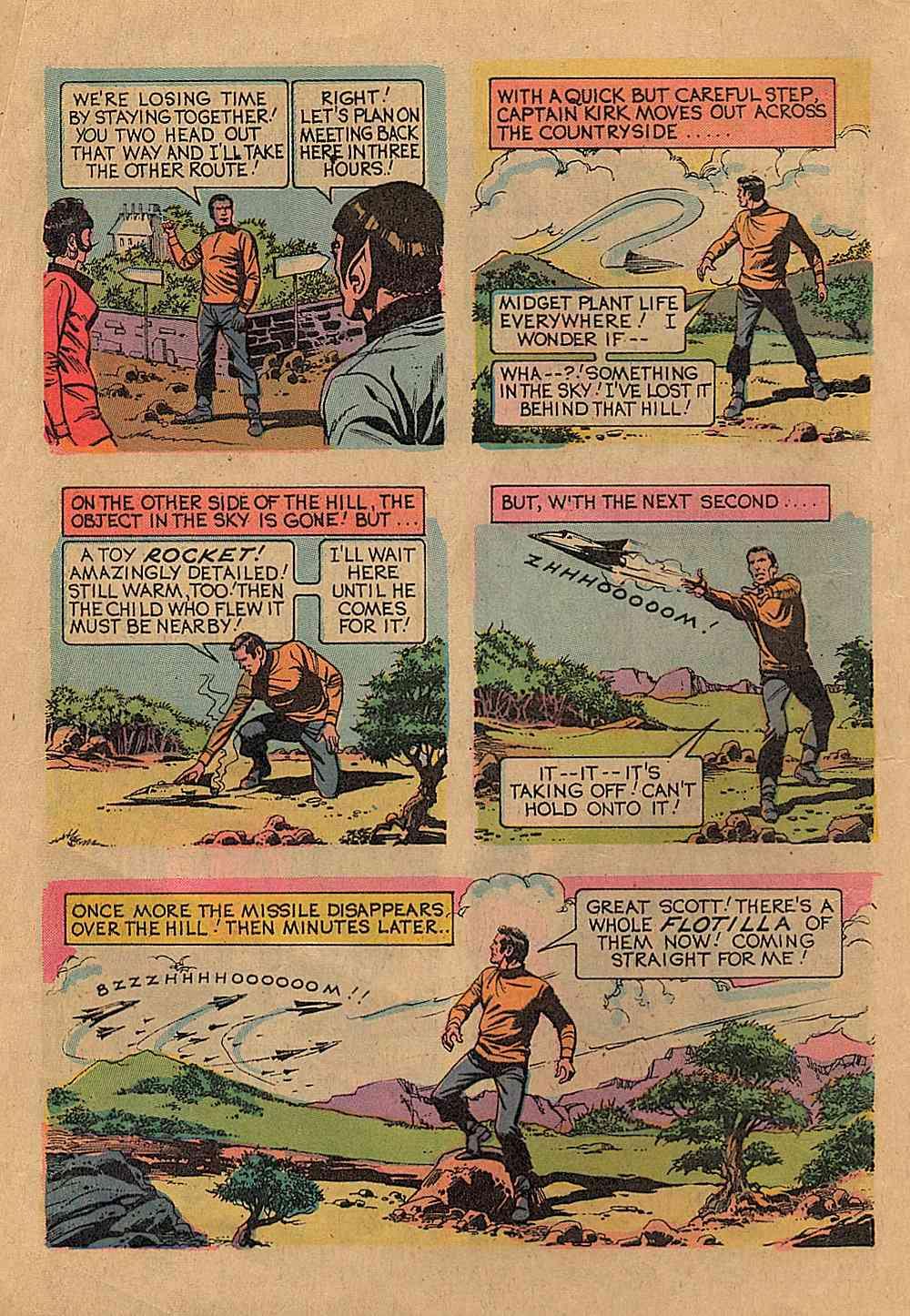 Star Trek (1967) Issue #25 #25 - English 5