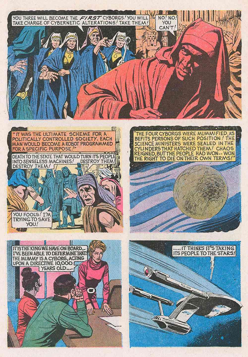 Star Trek (1967) Issue #21 #21 - English 20