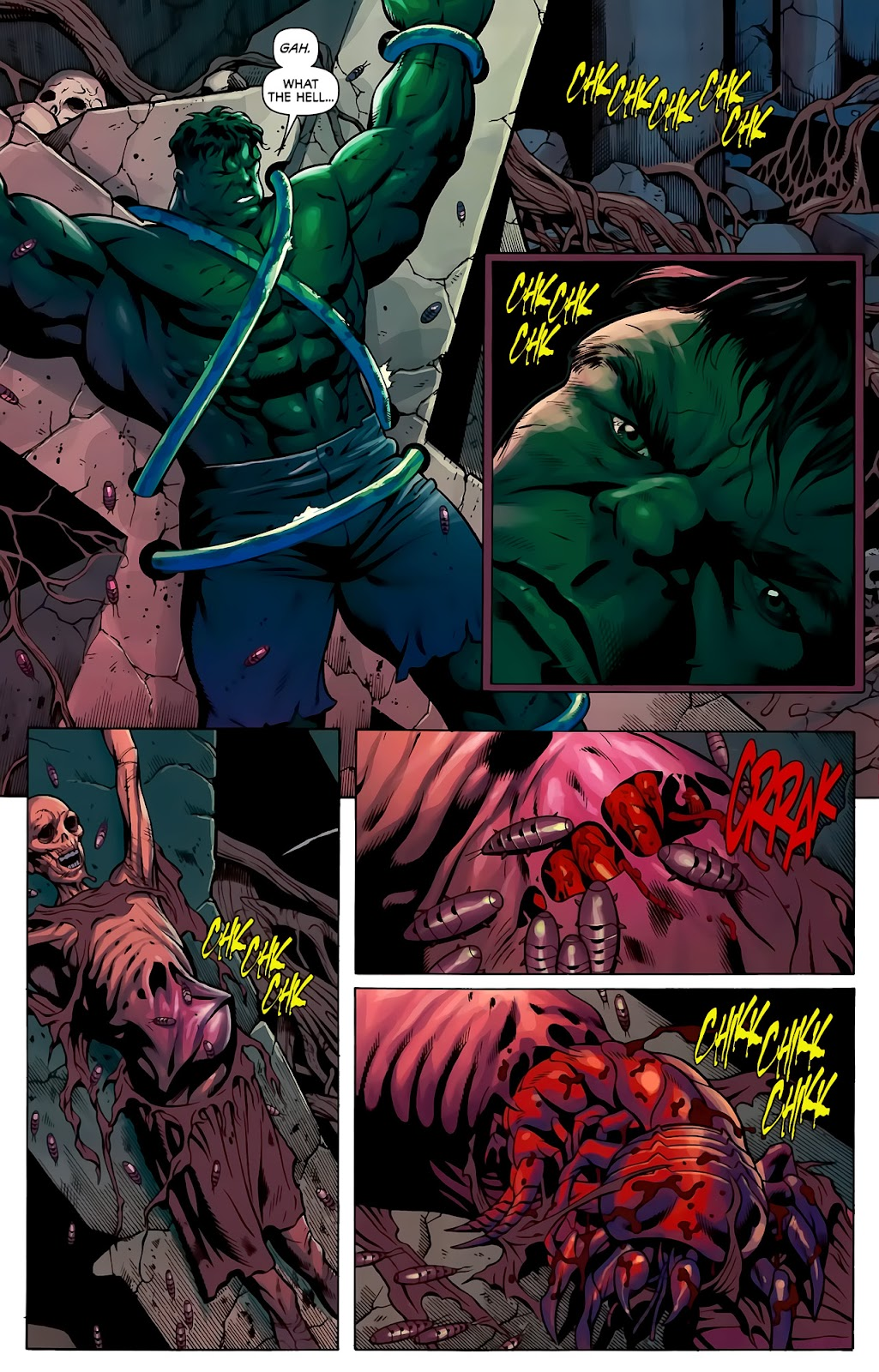 Incredible Hulks (2010) Issue #624 #14 - English 9