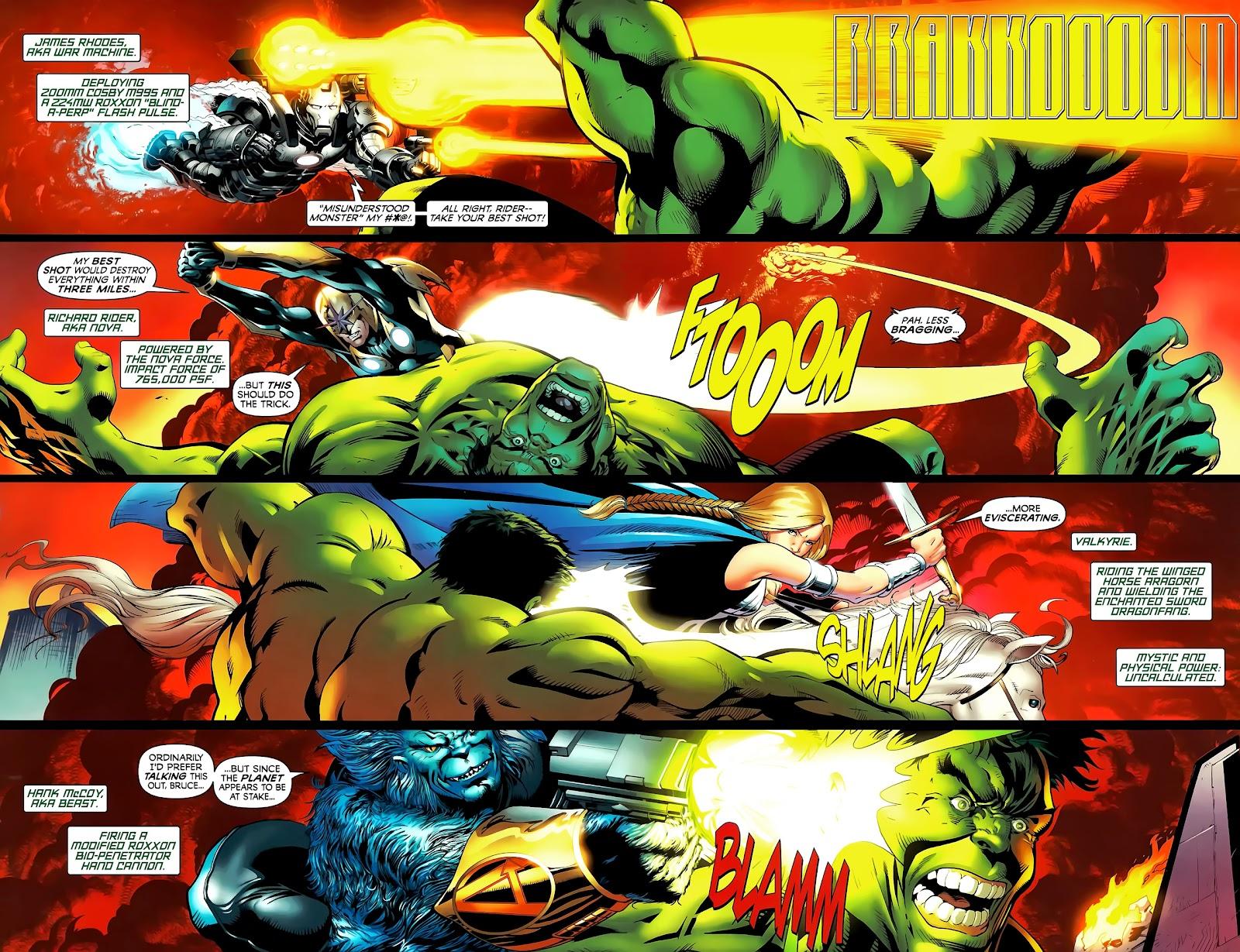 Incredible Hulks (2010) Issue #614 #4 - English 9