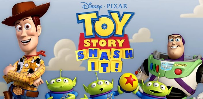 Toy Story: Smash It! apk