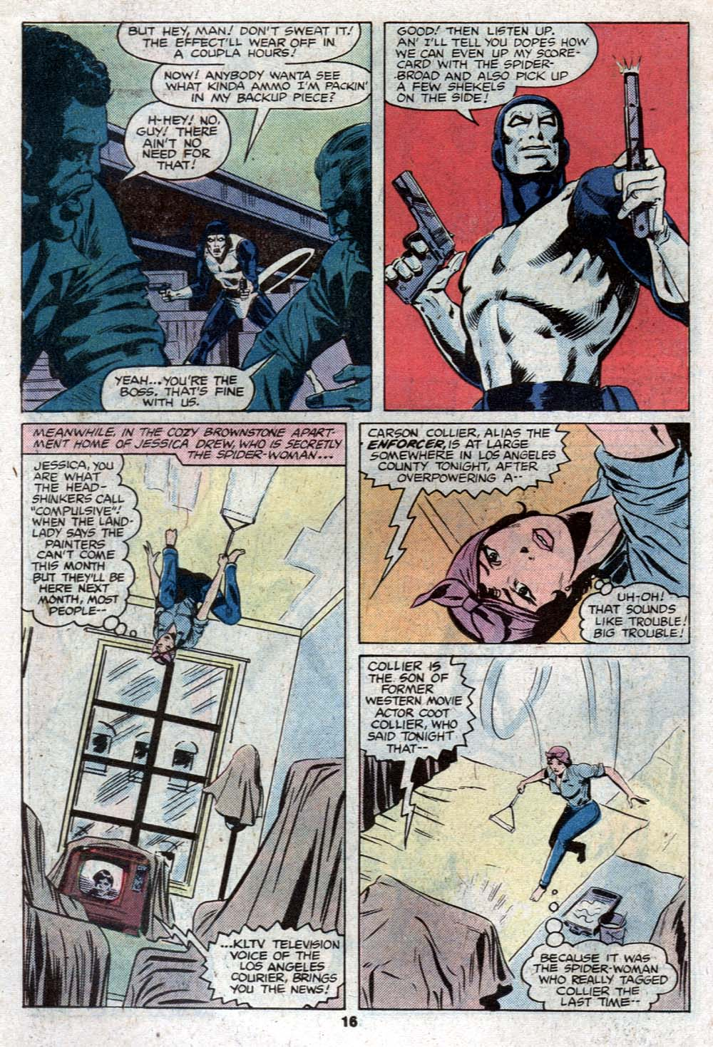 Spider-Woman (1978) Issue #27 #27 - English 11