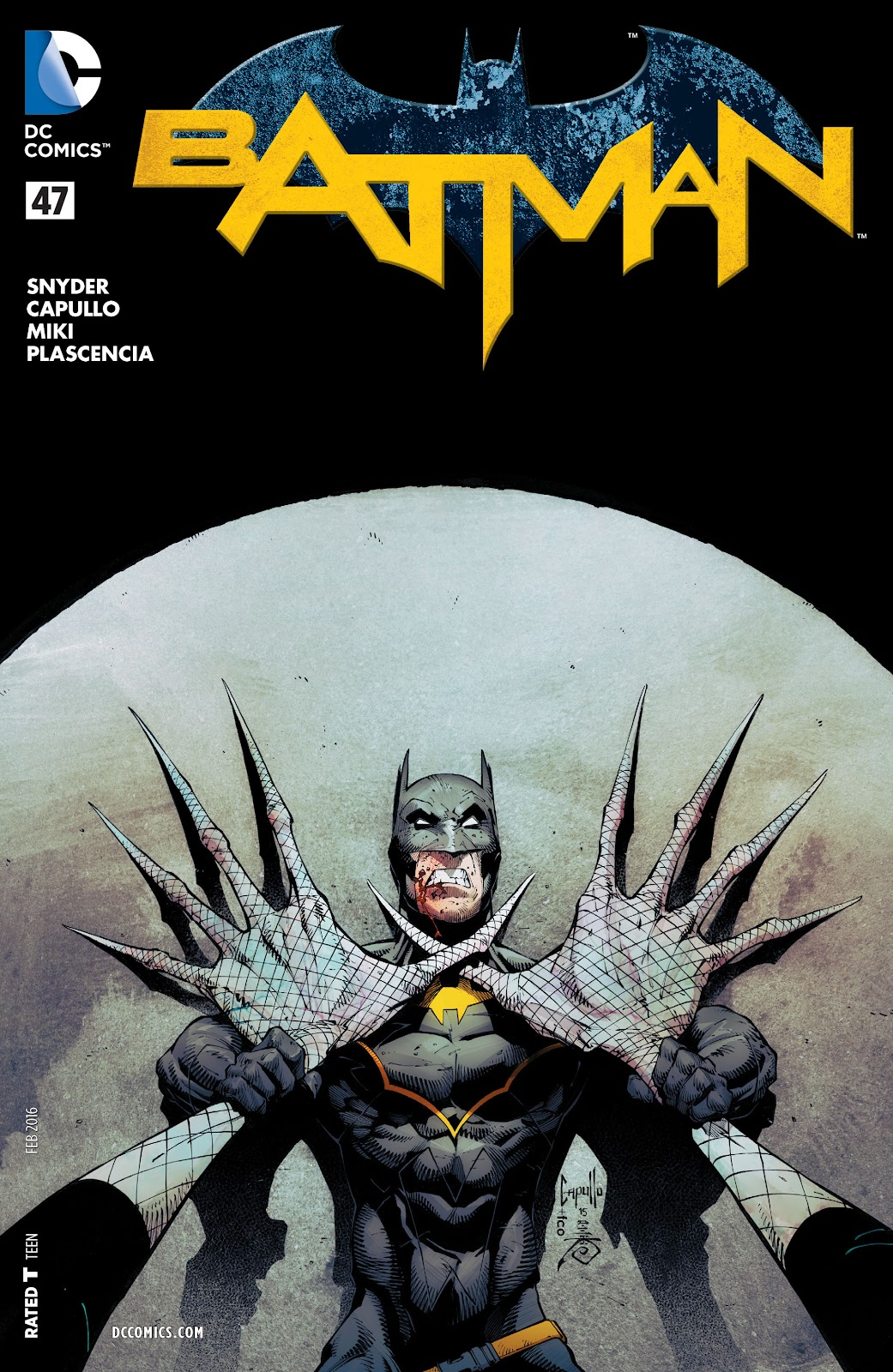 Batman (2011) Issue #47 #66 - English 1